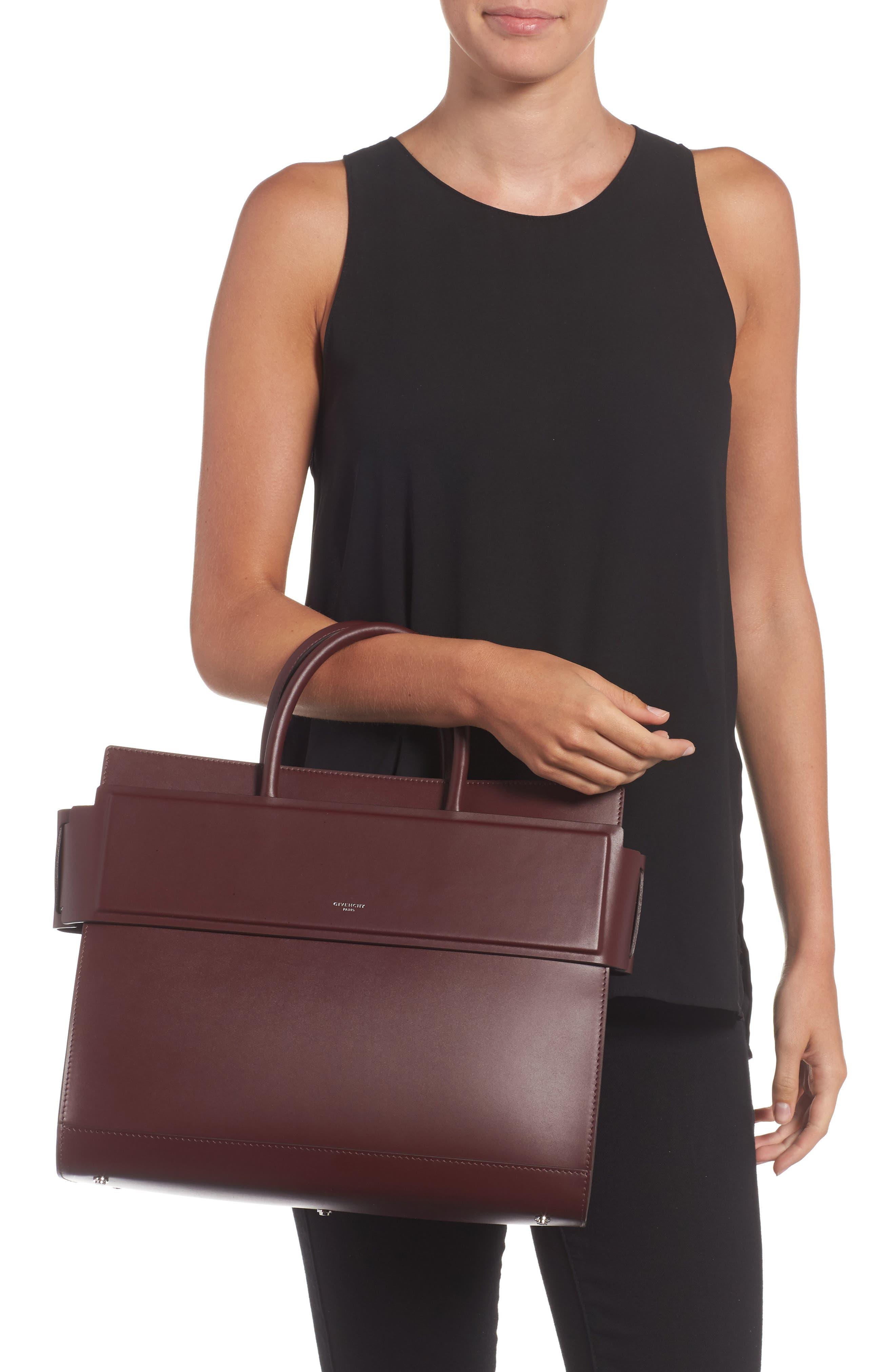Alternate Image 2  - Givenchy Horizon Calfskin Leather Tote