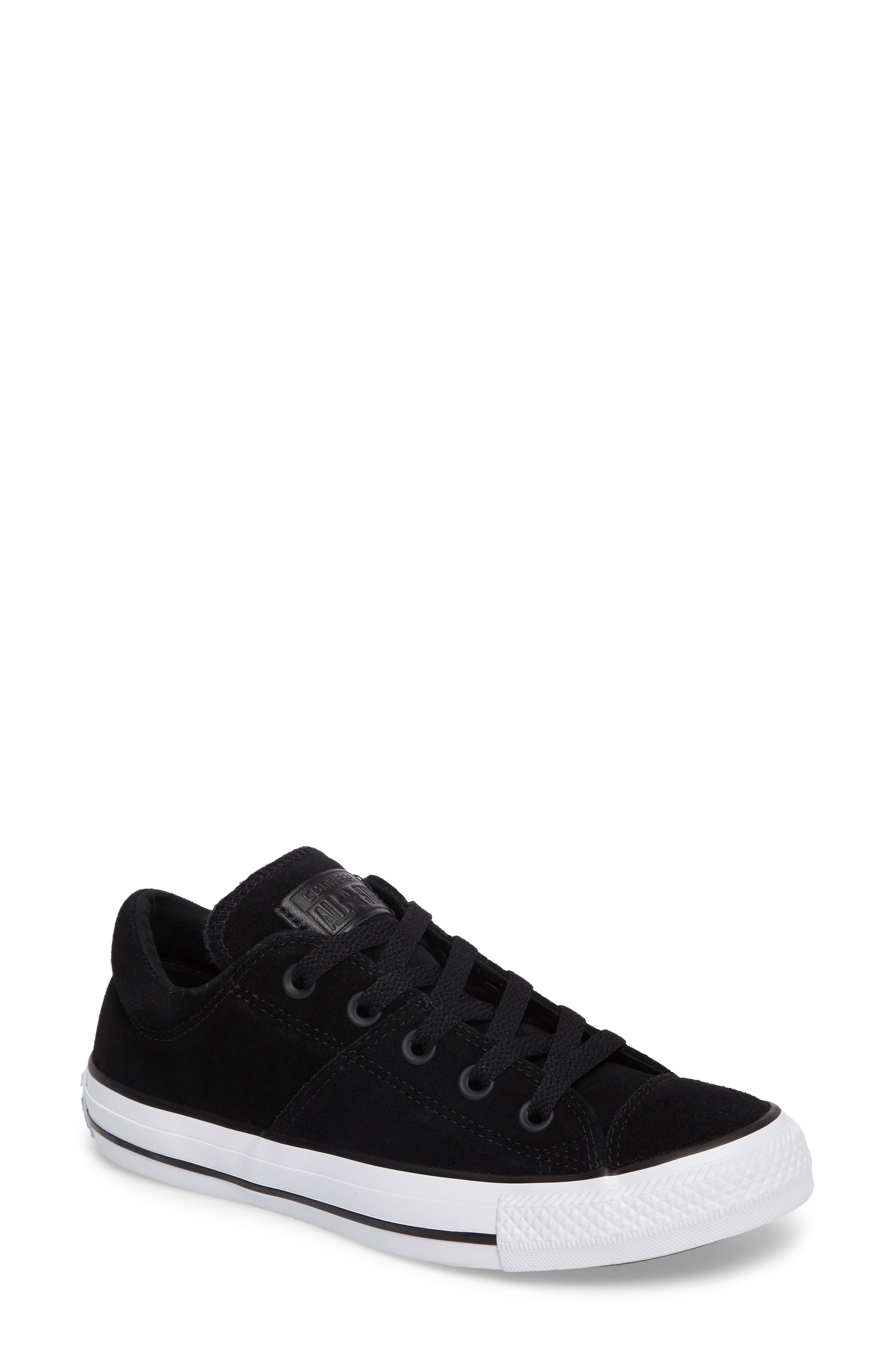 Alternate Image 1 Selected - Converse Chuck Taylor® All Star® Madison Low Top Sneaker (Women)