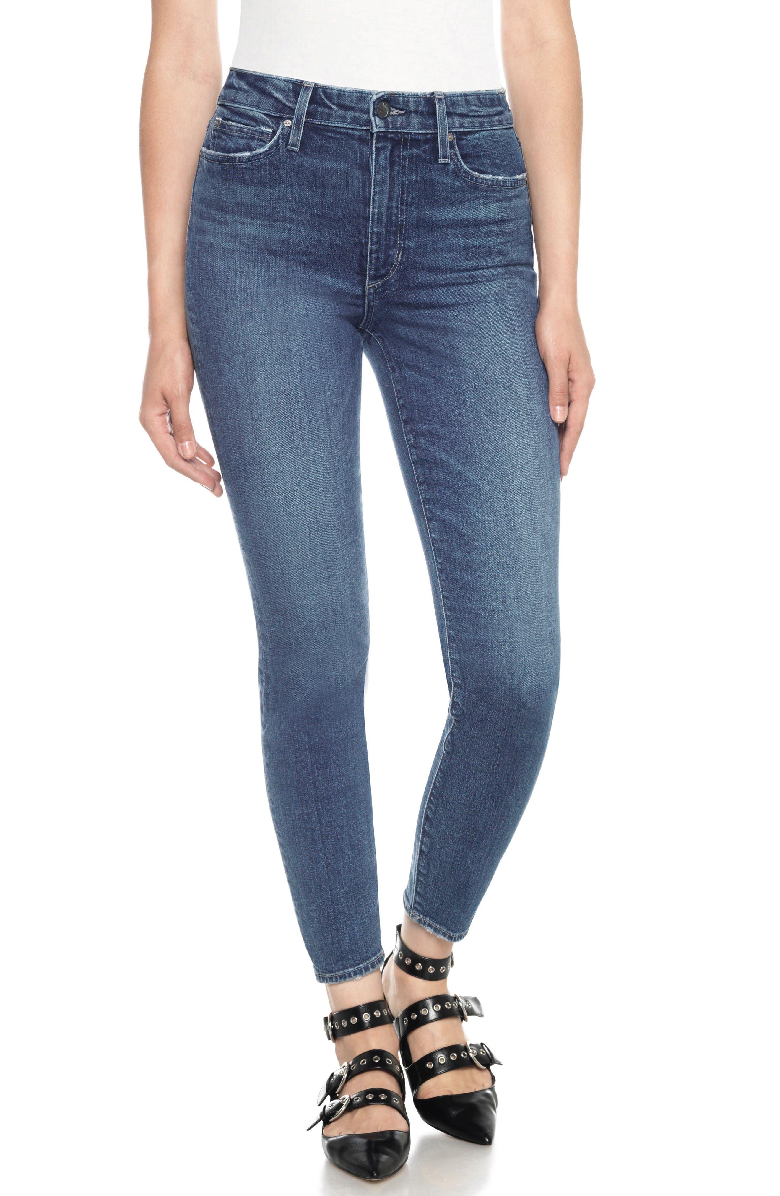 Joe's Classics Flawless - Charlie High Waist Skinny Jeans (Myndie)