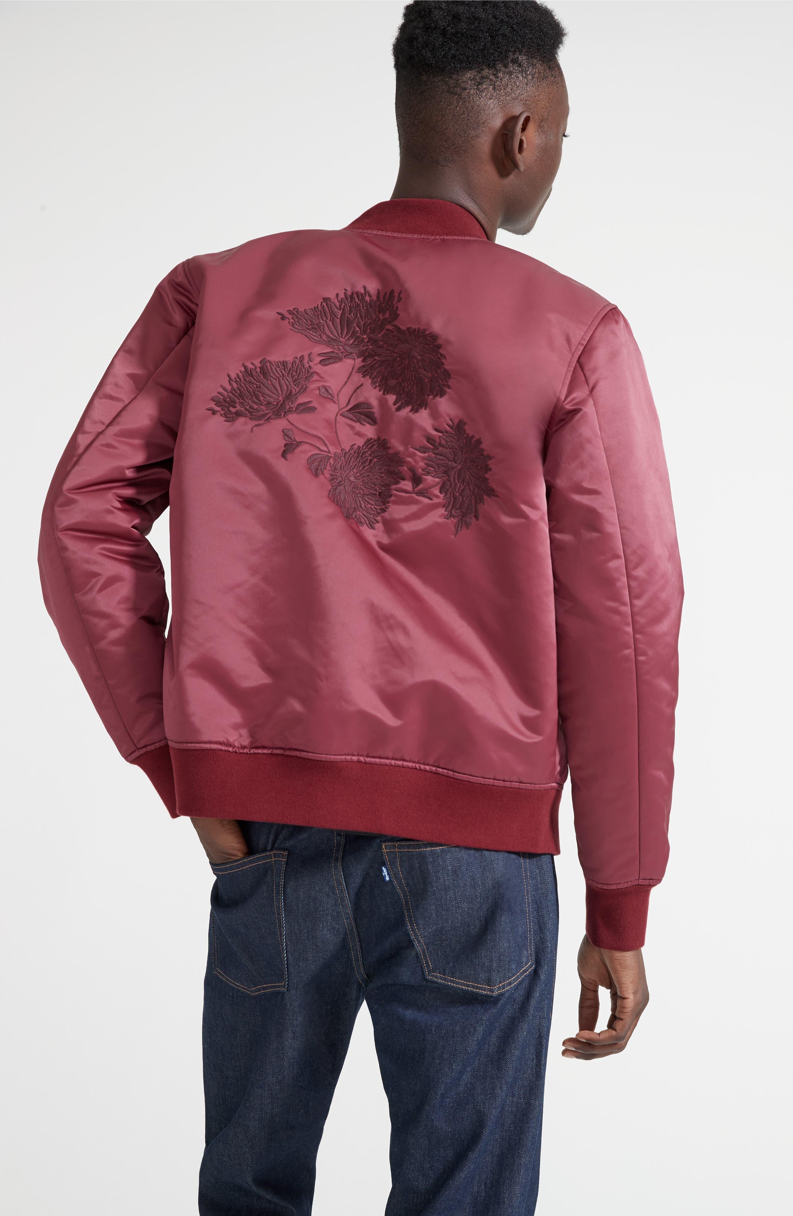 Alternate Image 7  - Levi's® Made & Crafted™ Pocket T-Shirt