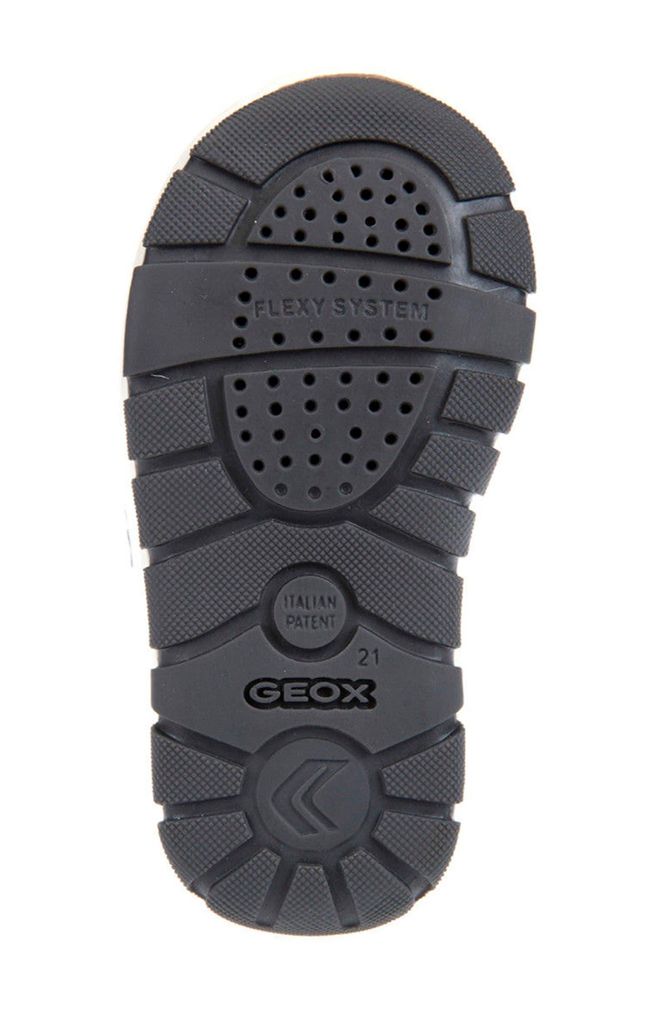 'Shaax 9' Sneaker,                             Alternate thumbnail 6, color,                             Grey/ Royal