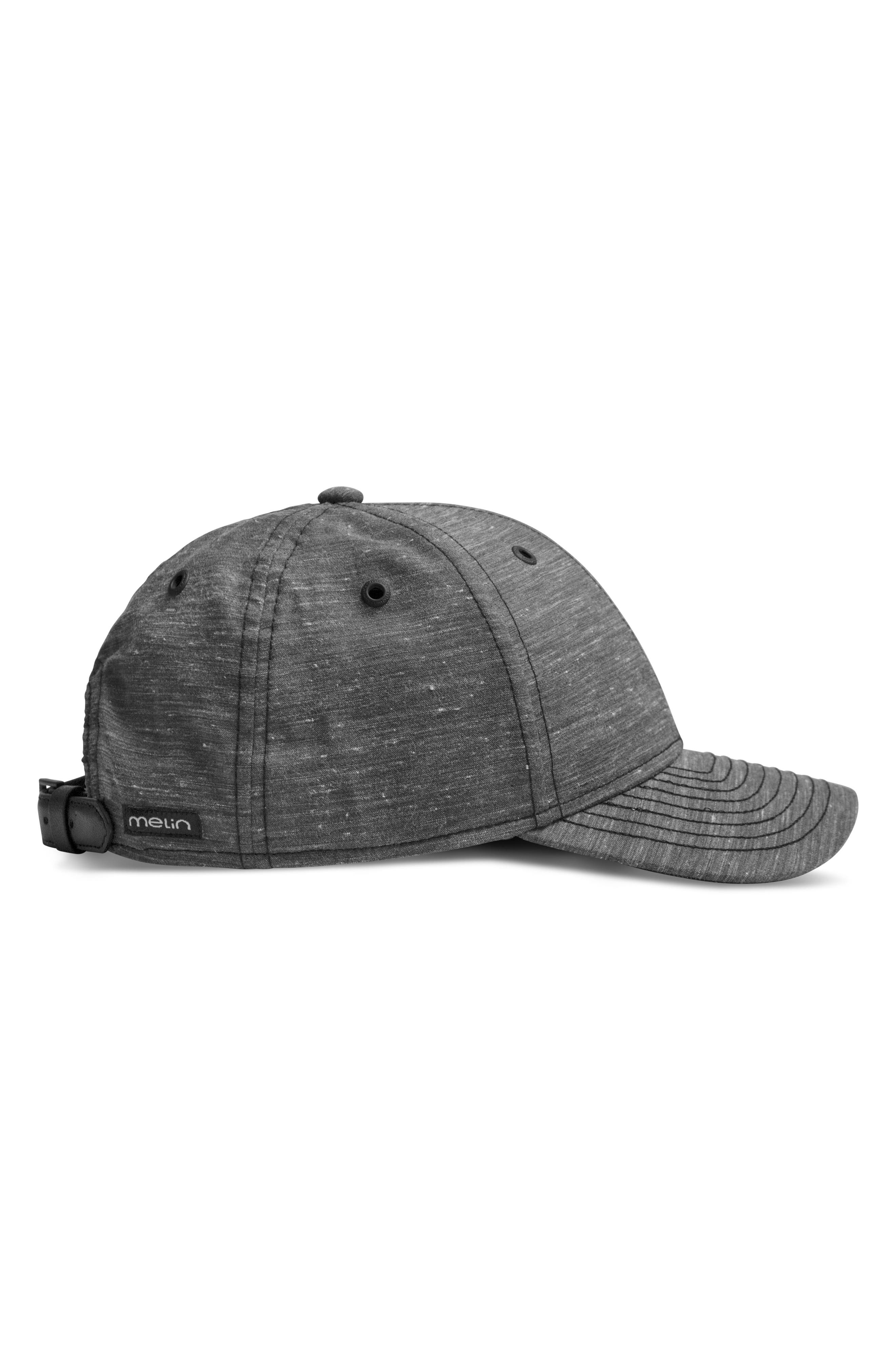 The Prep Cap,                             Alternate thumbnail 3, color,                             Black