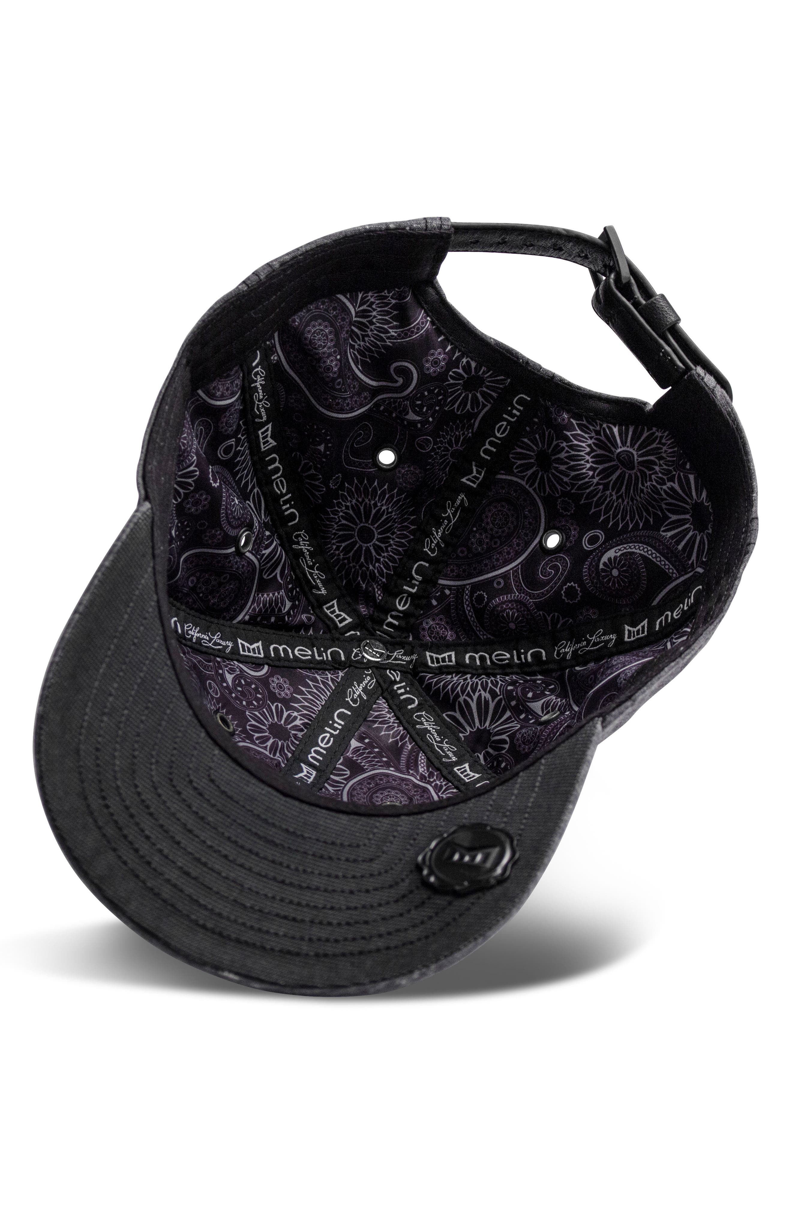 The Prep Cap,                             Alternate thumbnail 5, color,                             Black