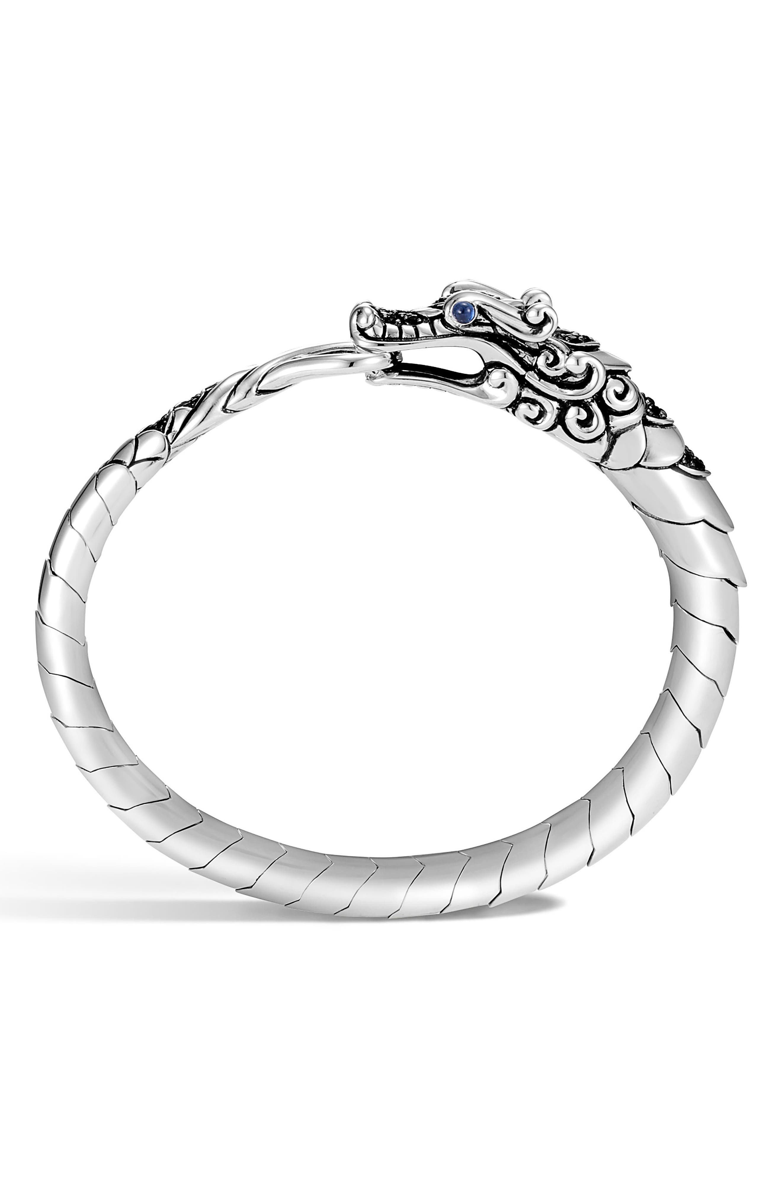 John Hardy Legends Naga Small Cuff Bracelet