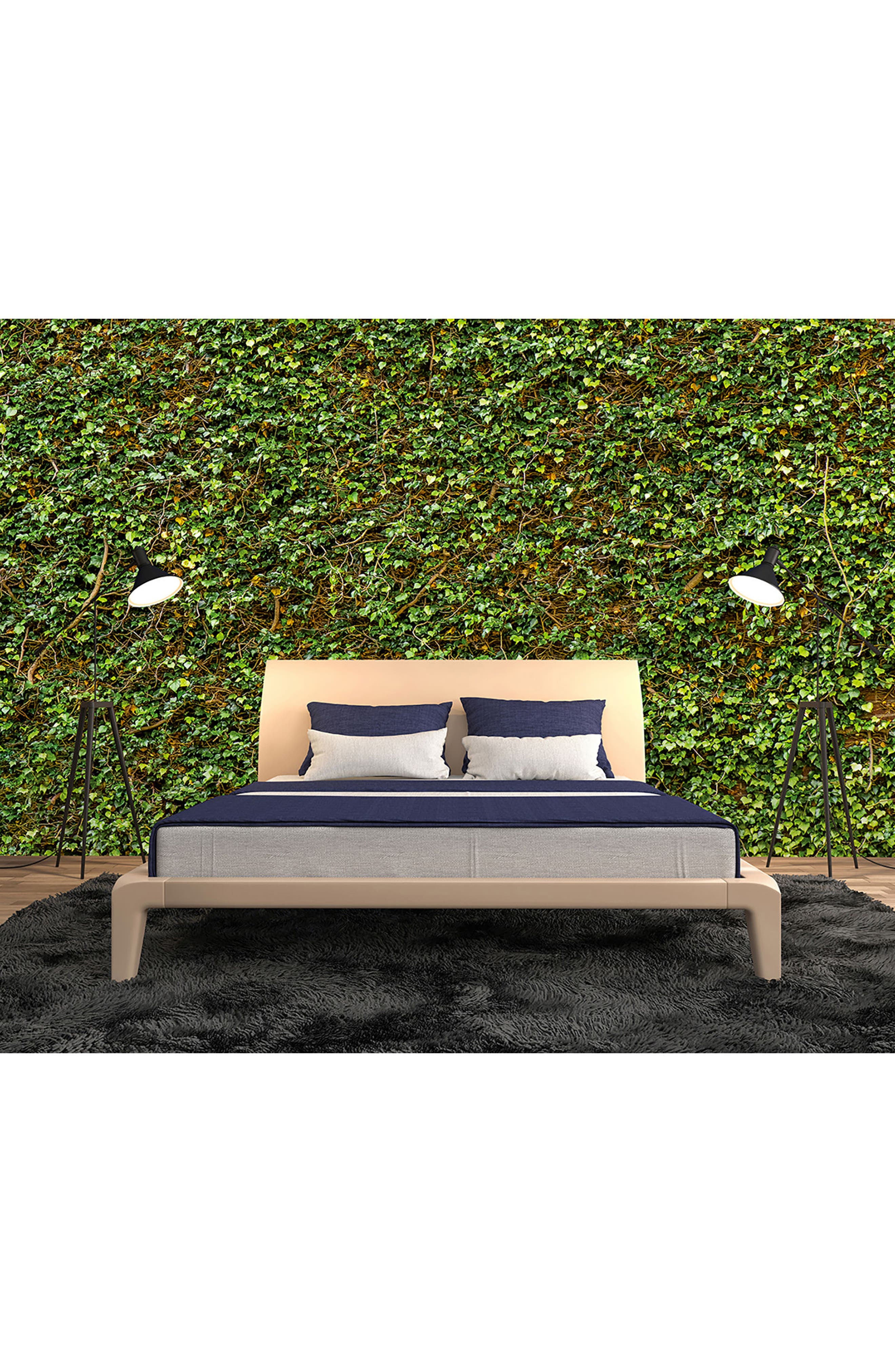 Ivy 8-Panel Wall Mural,                             Alternate thumbnail 2, color,                             Green