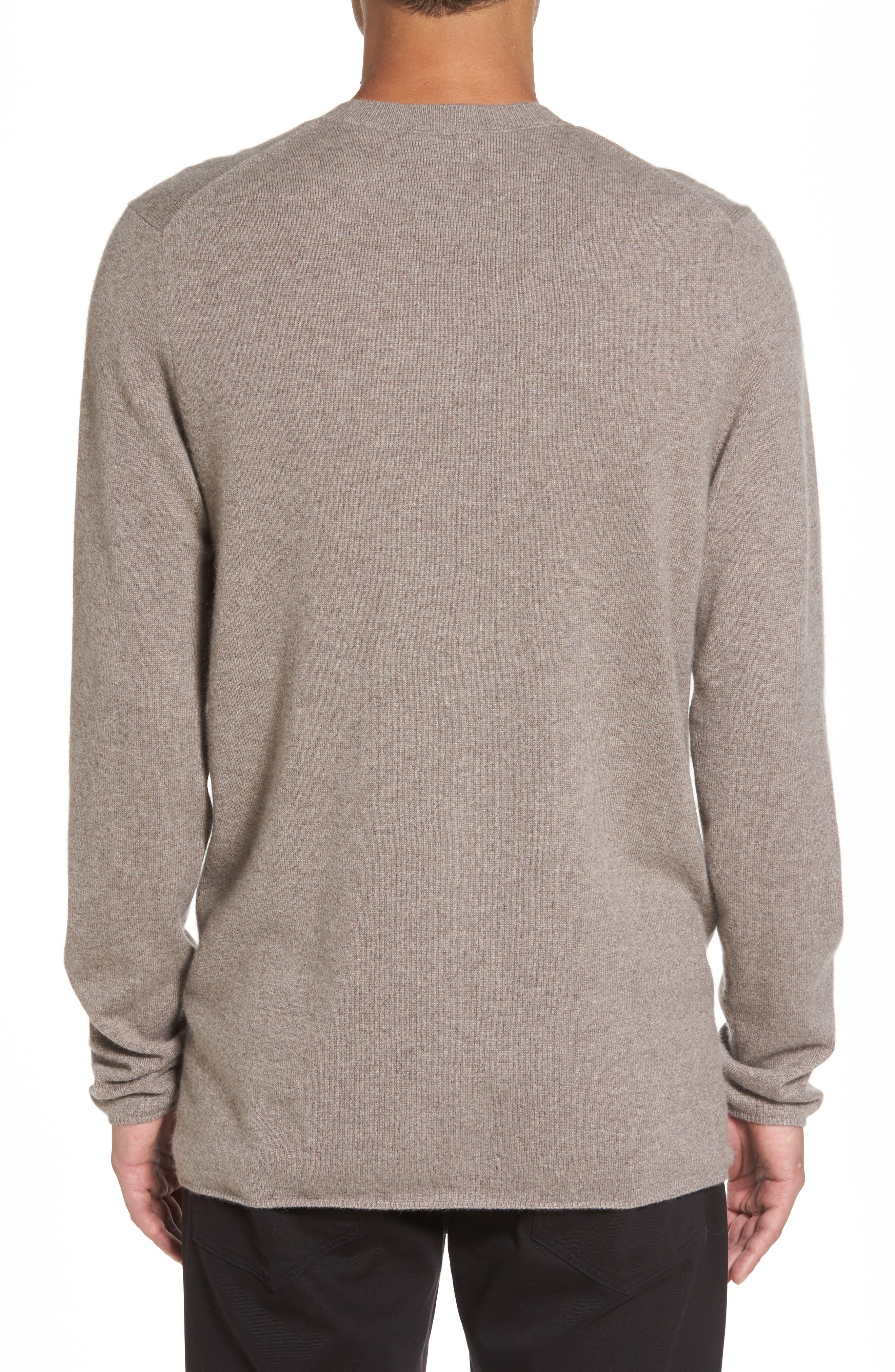 Alternate Image 2  - Vince Regular Fit Crewneck Sweater