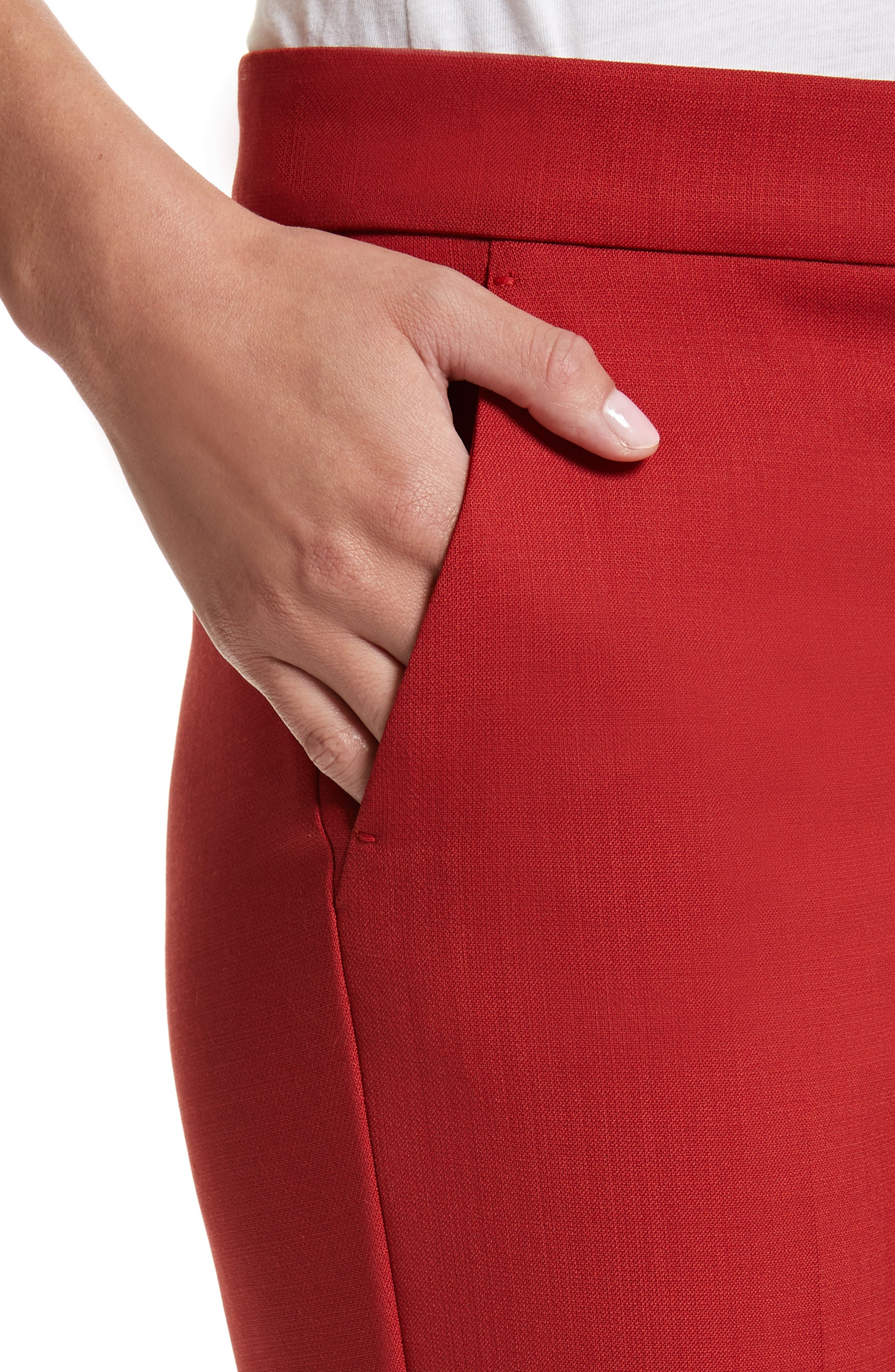 Alternate Image 4  - Max Mara Oscuro Stretch Wool Pants