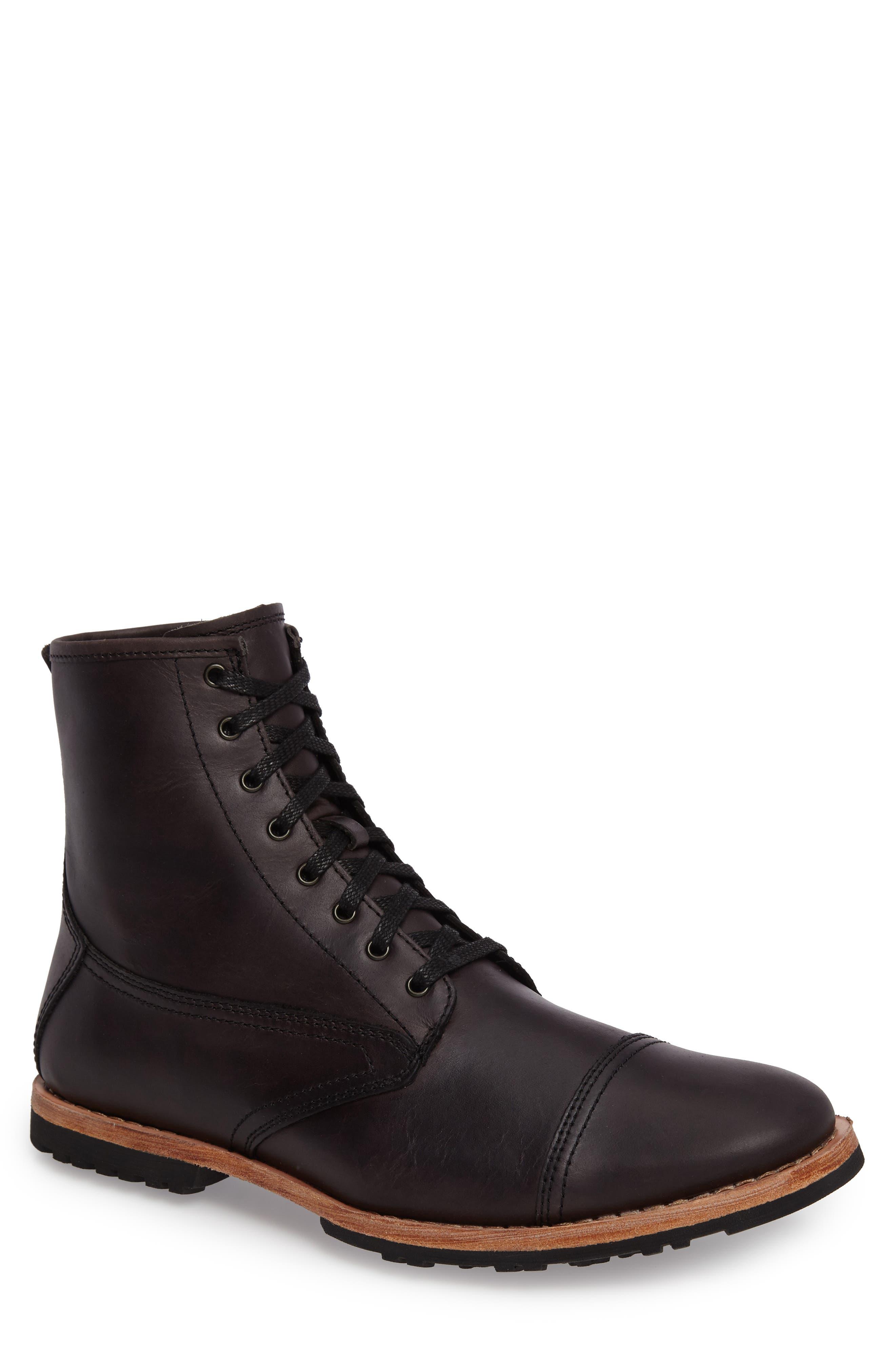 Alternate Image 1 Selected - Timberland 'Bardstown' Cap Toe Boot (Men)
