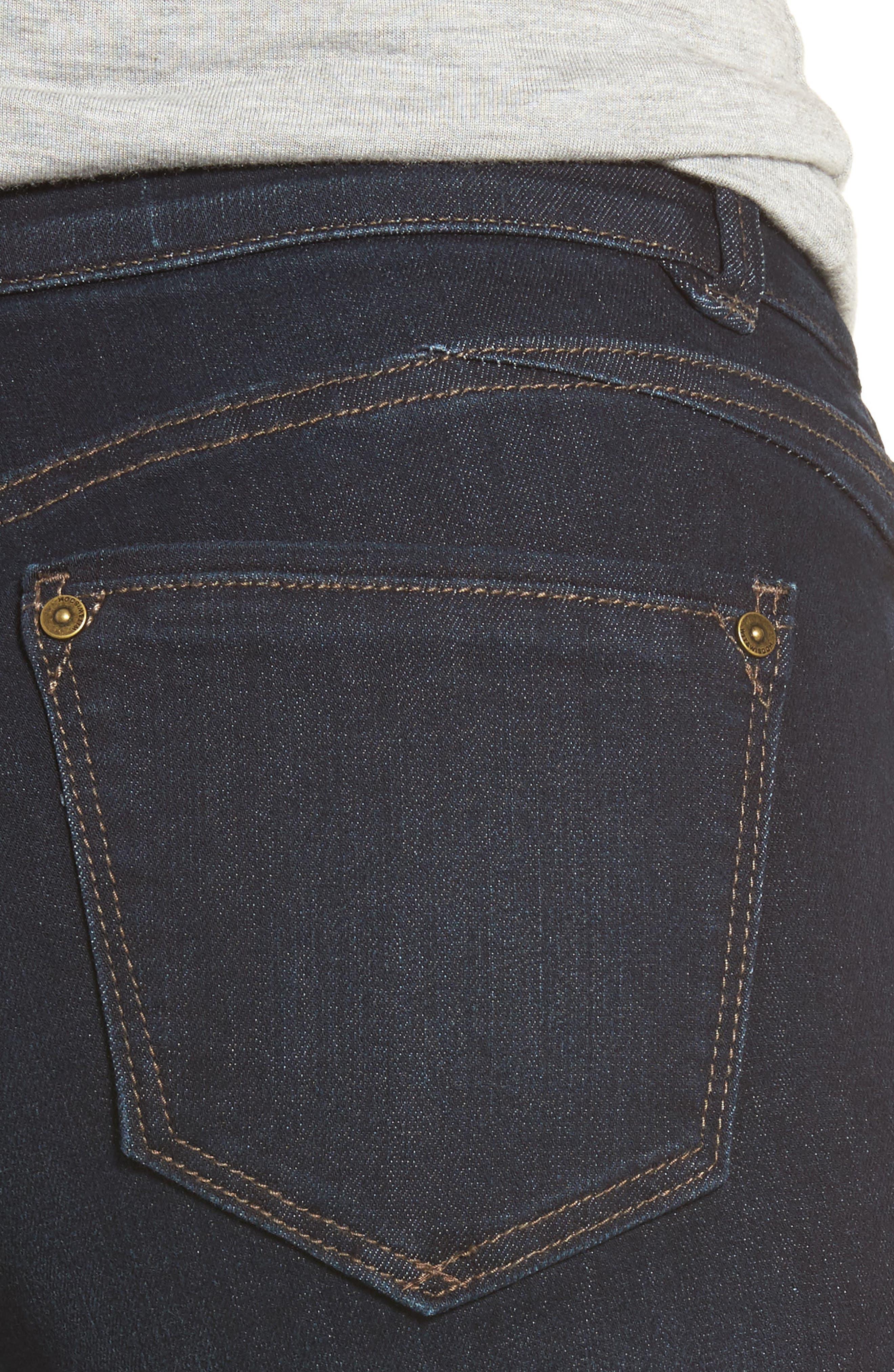 Alternate Image 4  - Wit & Wisdom Ab-solution Straight Leg Jeans (Regular & Petite) (Nordstrom Exclusive)