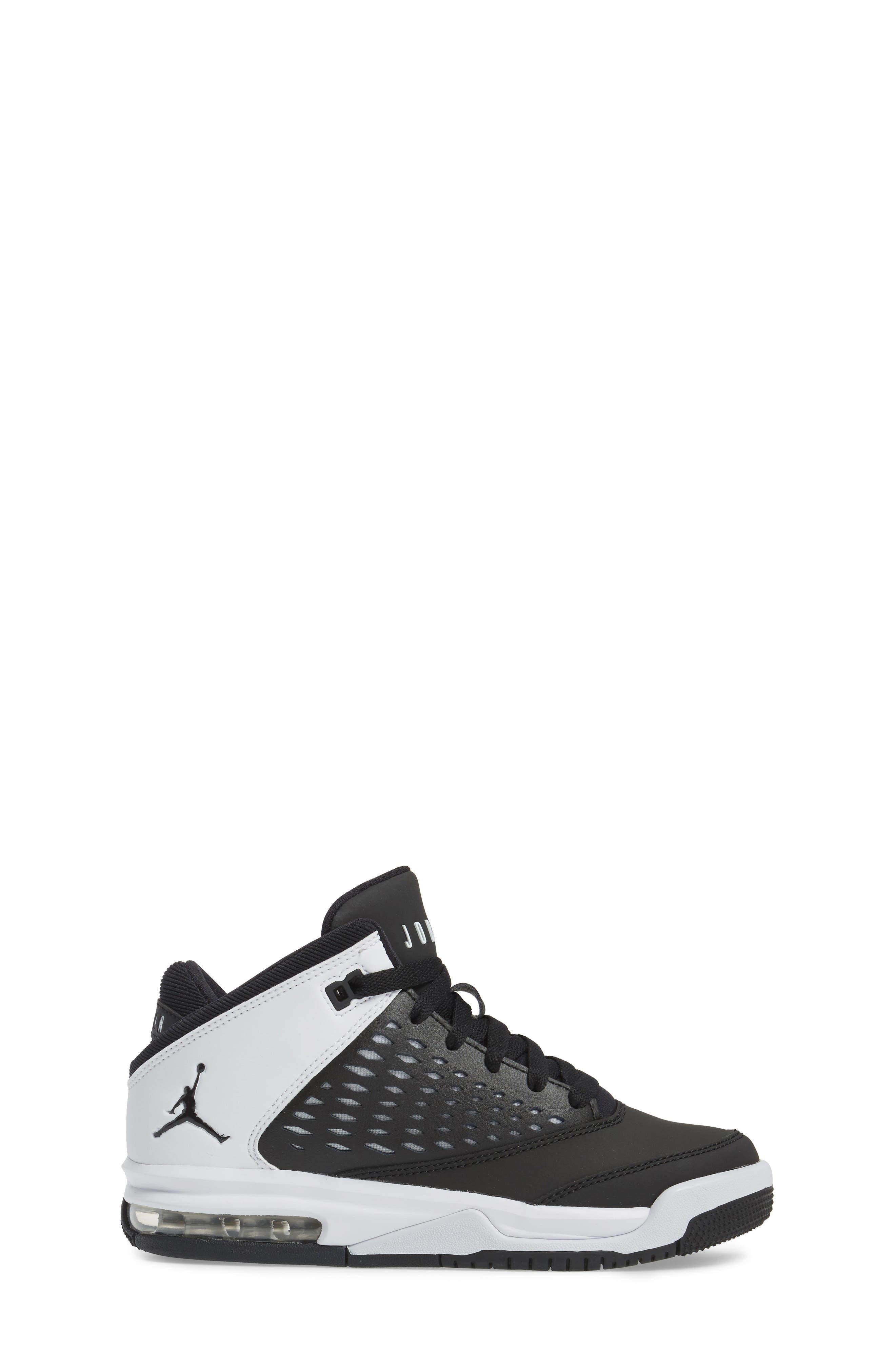 Alternate Image 3  - Nike Jordan Flight Origin Sneaker (Big Kid)