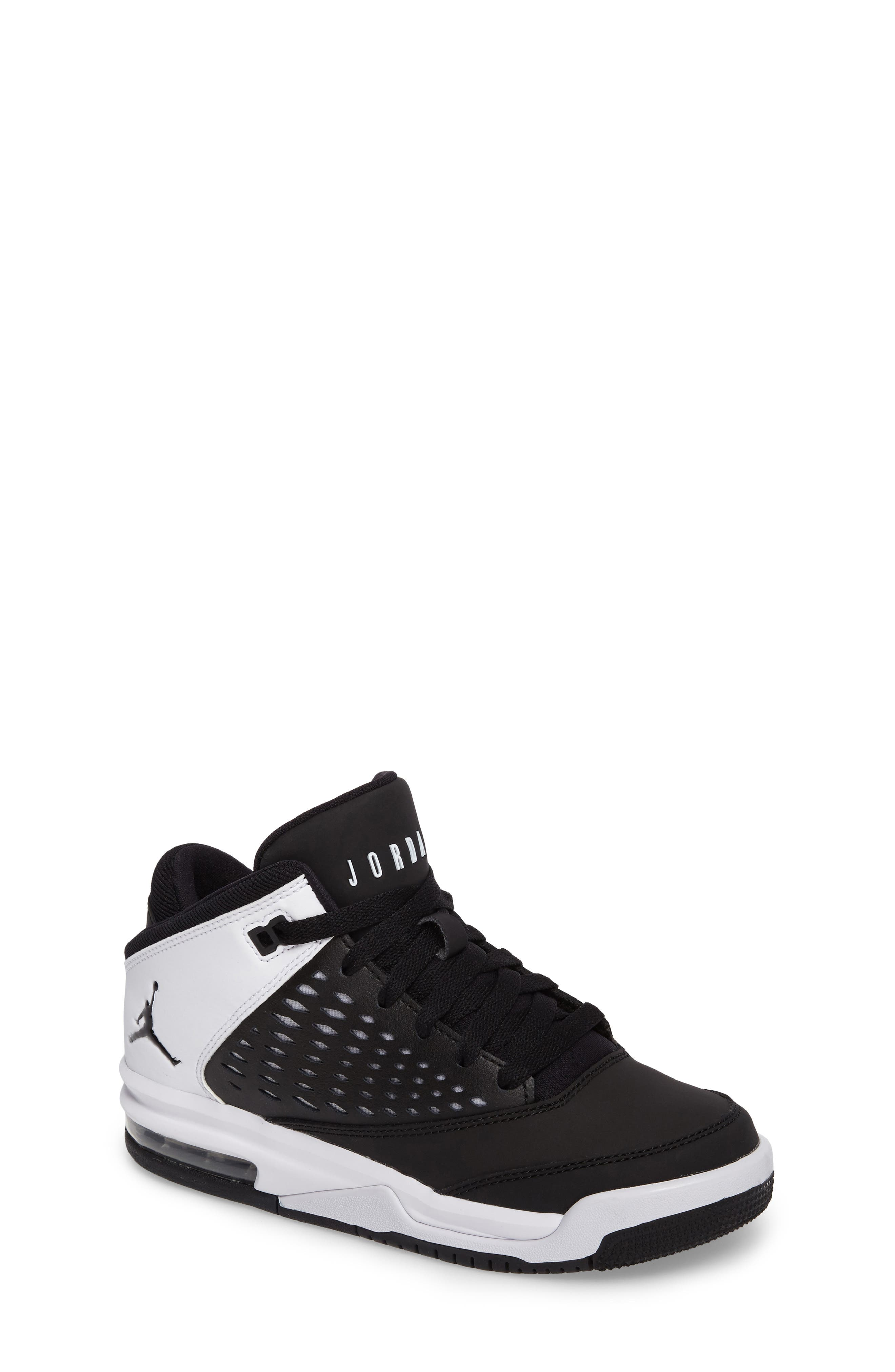 Alternate Image 1 Selected - Nike Jordan Flight Origin Sneaker (Big Kid)