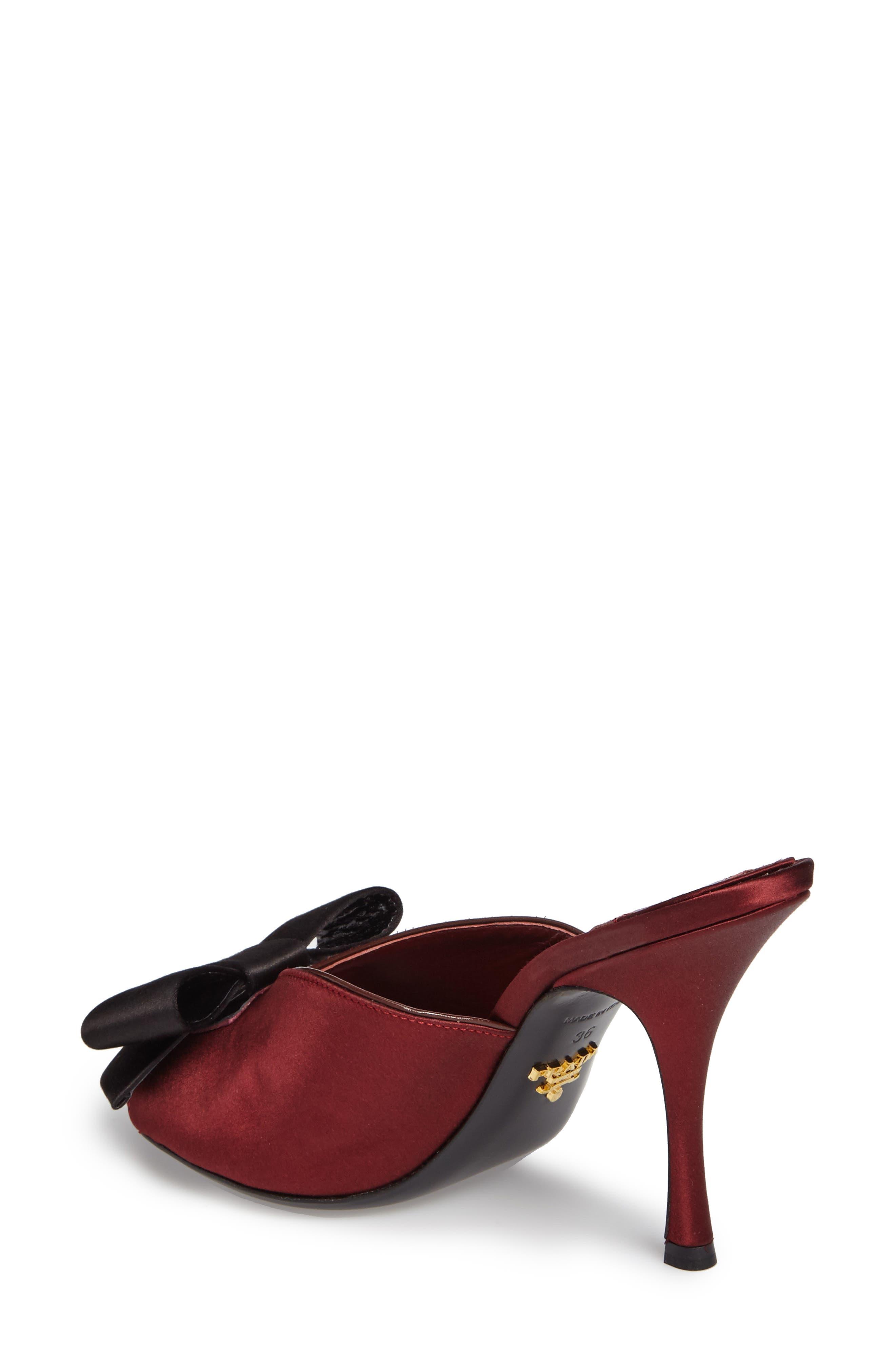Alternate Image 2  - Prada Bow Sandal (Women)