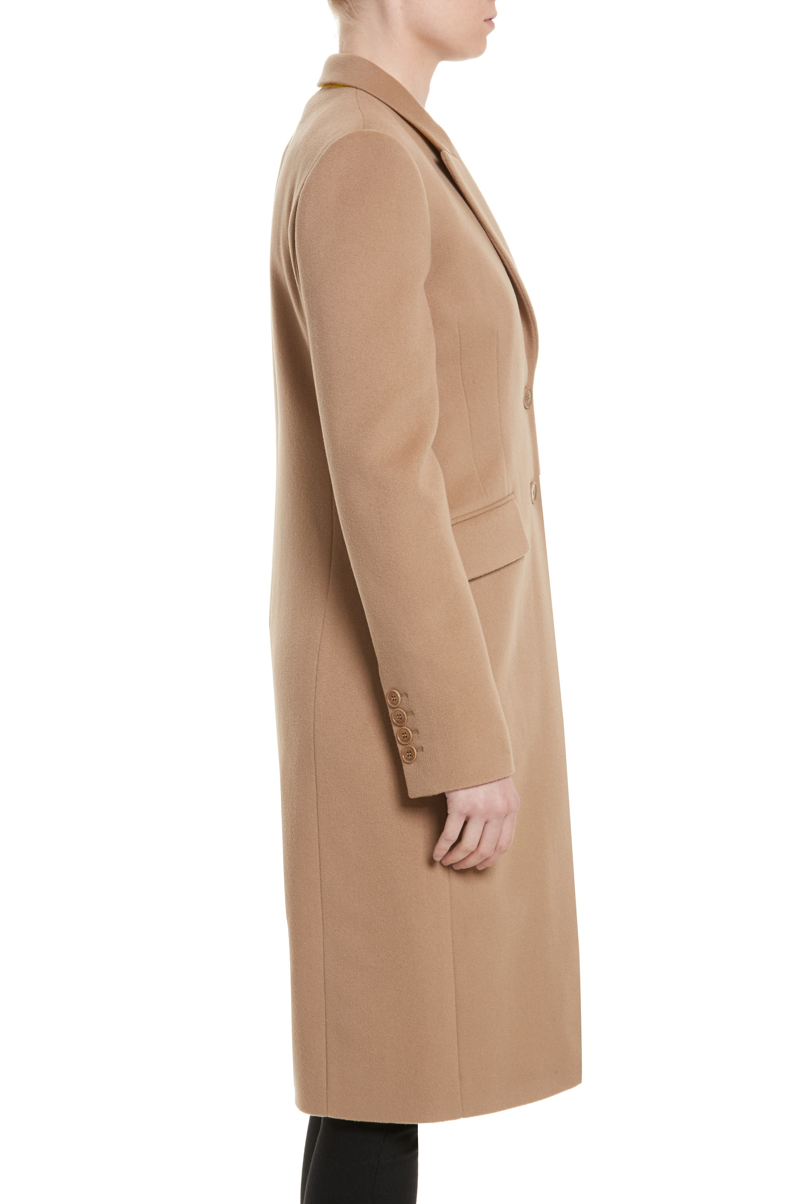 Alternate Image 5  - Givenchy Wool & Cashmere Coat