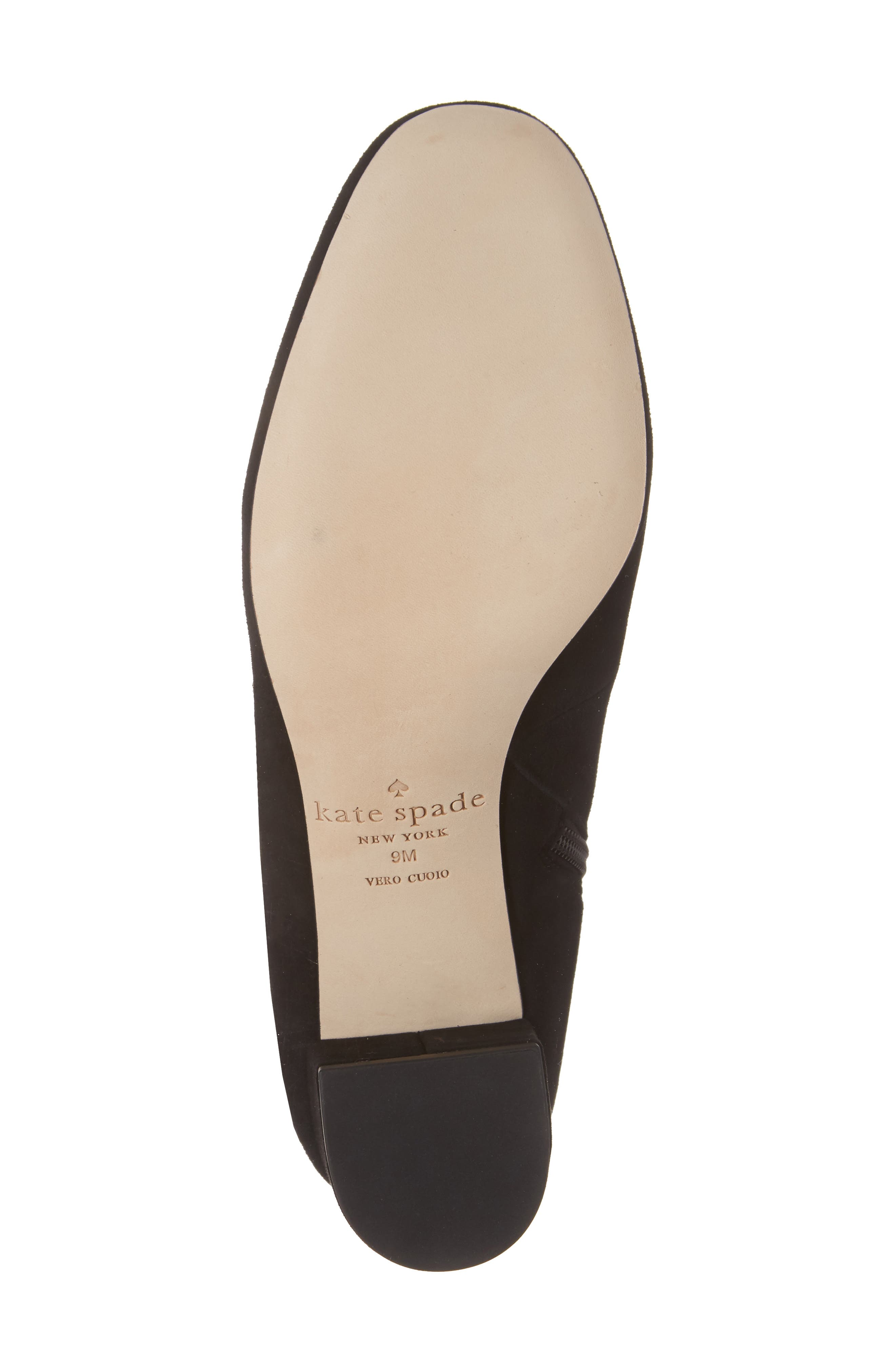 Alternate Image 6  - kate spade new york langley bow bootie (Women)