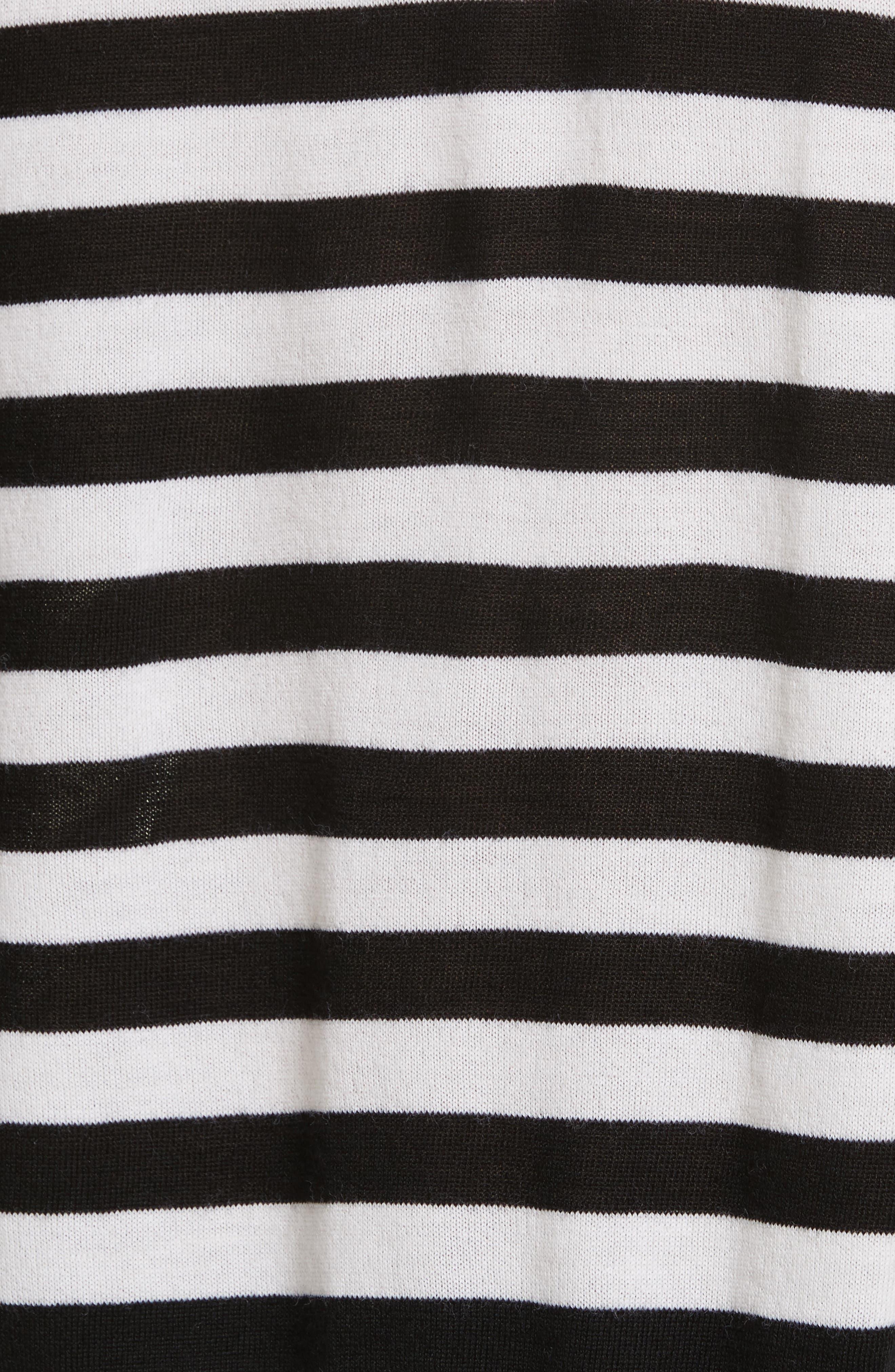 Alternate Image 5  - rag & bone/JEAN Bevan Stripe Wool Sweater