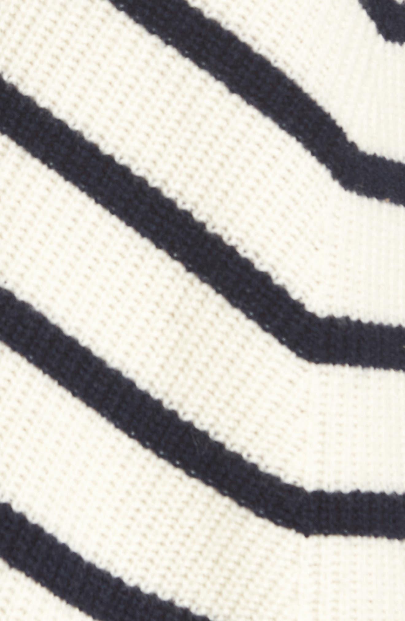Alternate Image 5  - vineyard vines Stripe Fisherman Sweater