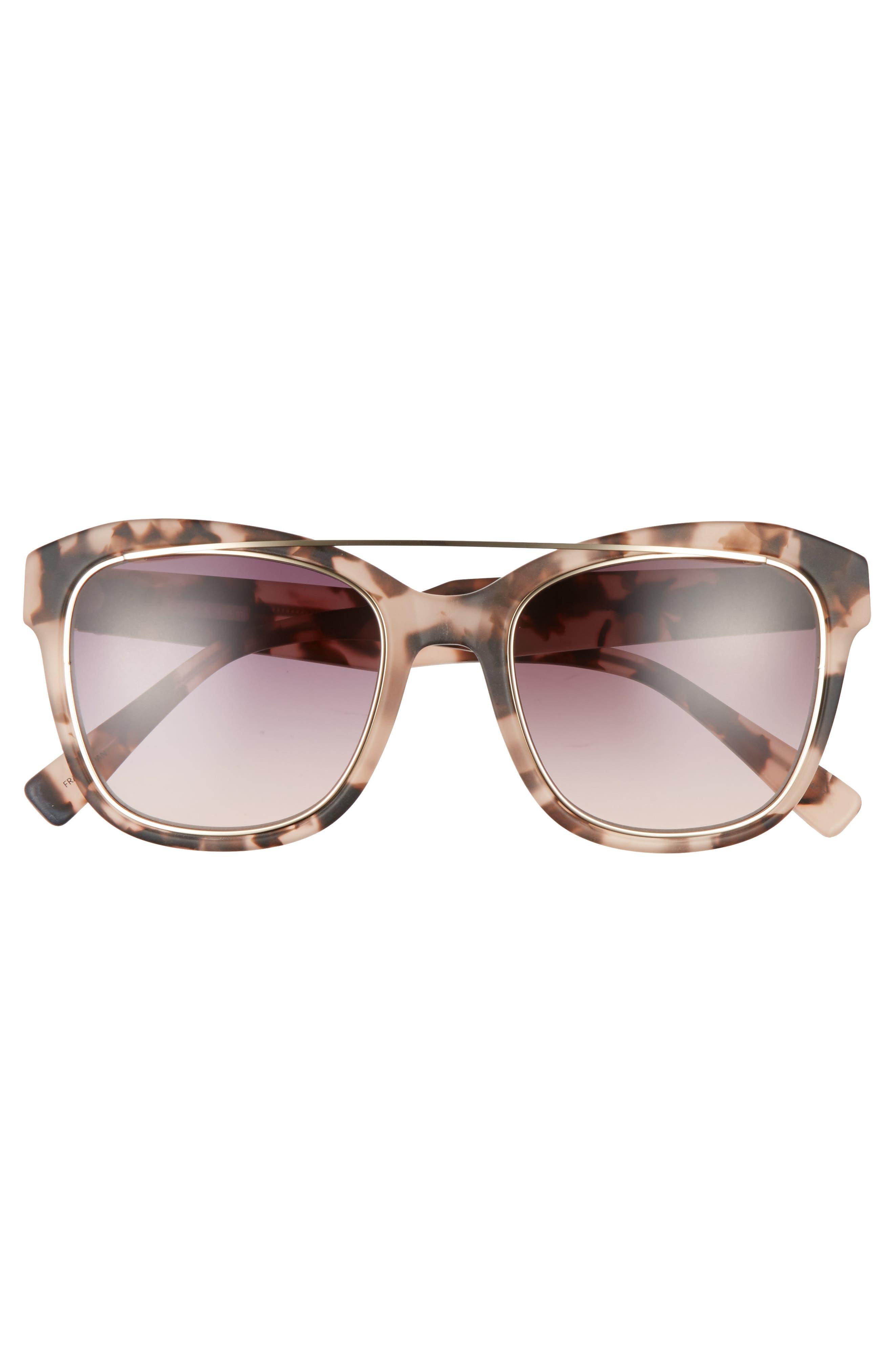 Alternate Image 3  - Derek Lam Hudson 52mm Gradient Sunglasses