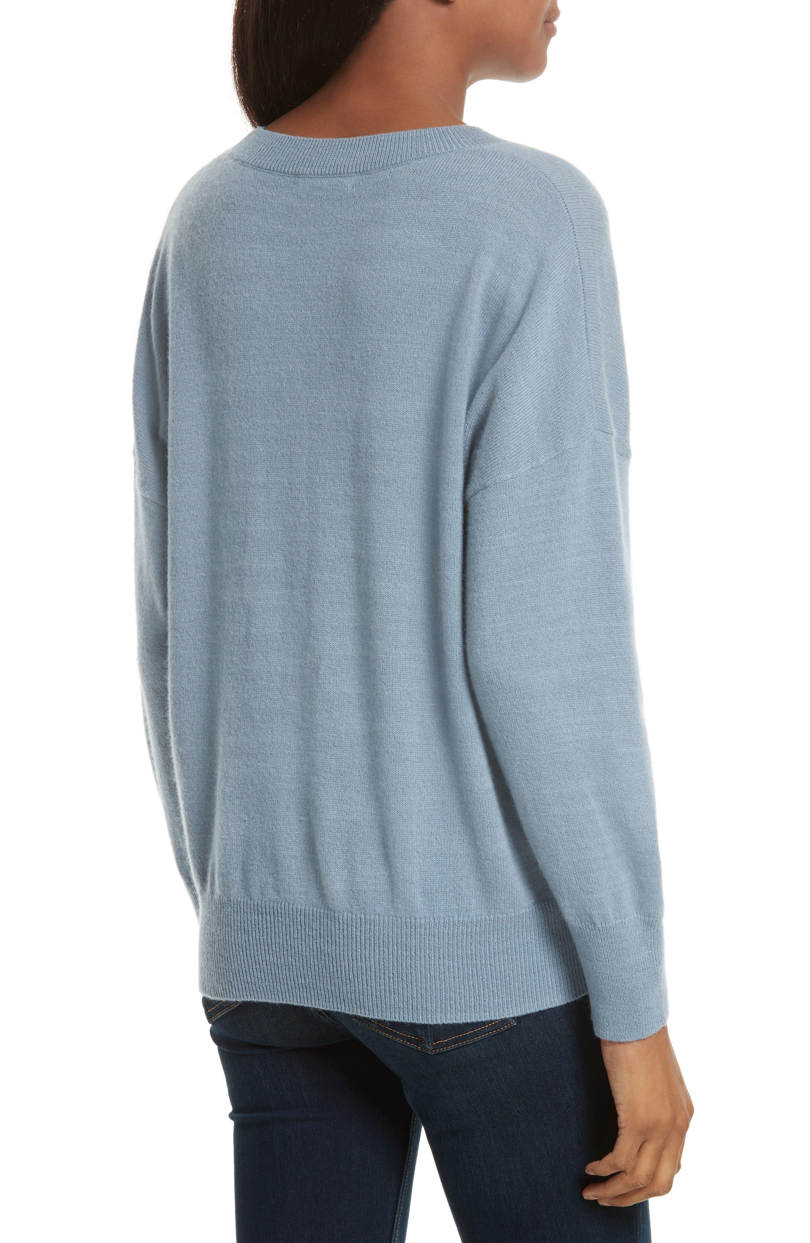 Alternate Image 2  - Equipment Melanie Cashmere Sweater