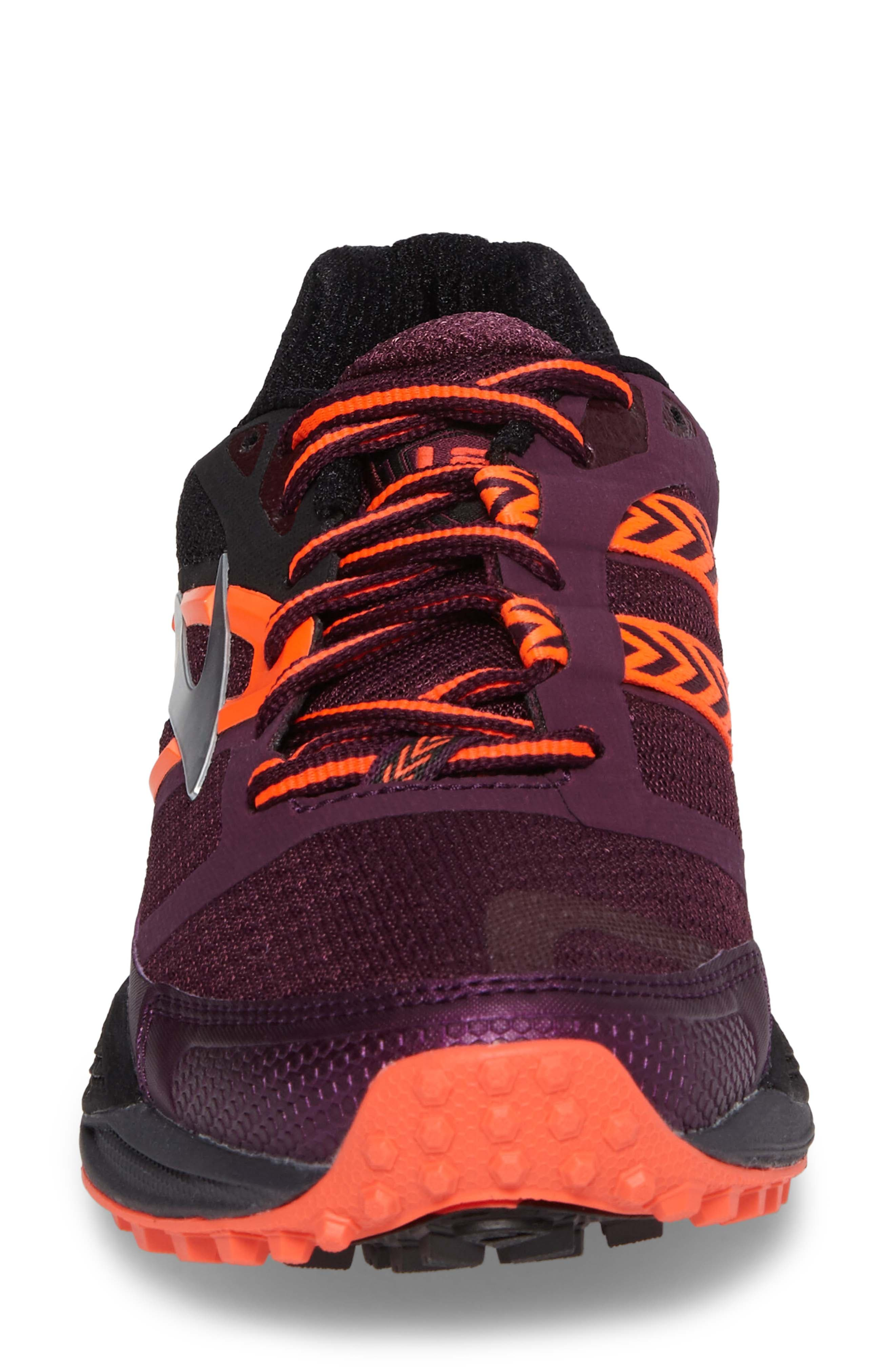 Alternate Image 4  - Brooks Cascadia 12 Trail Running Shoe (Women)