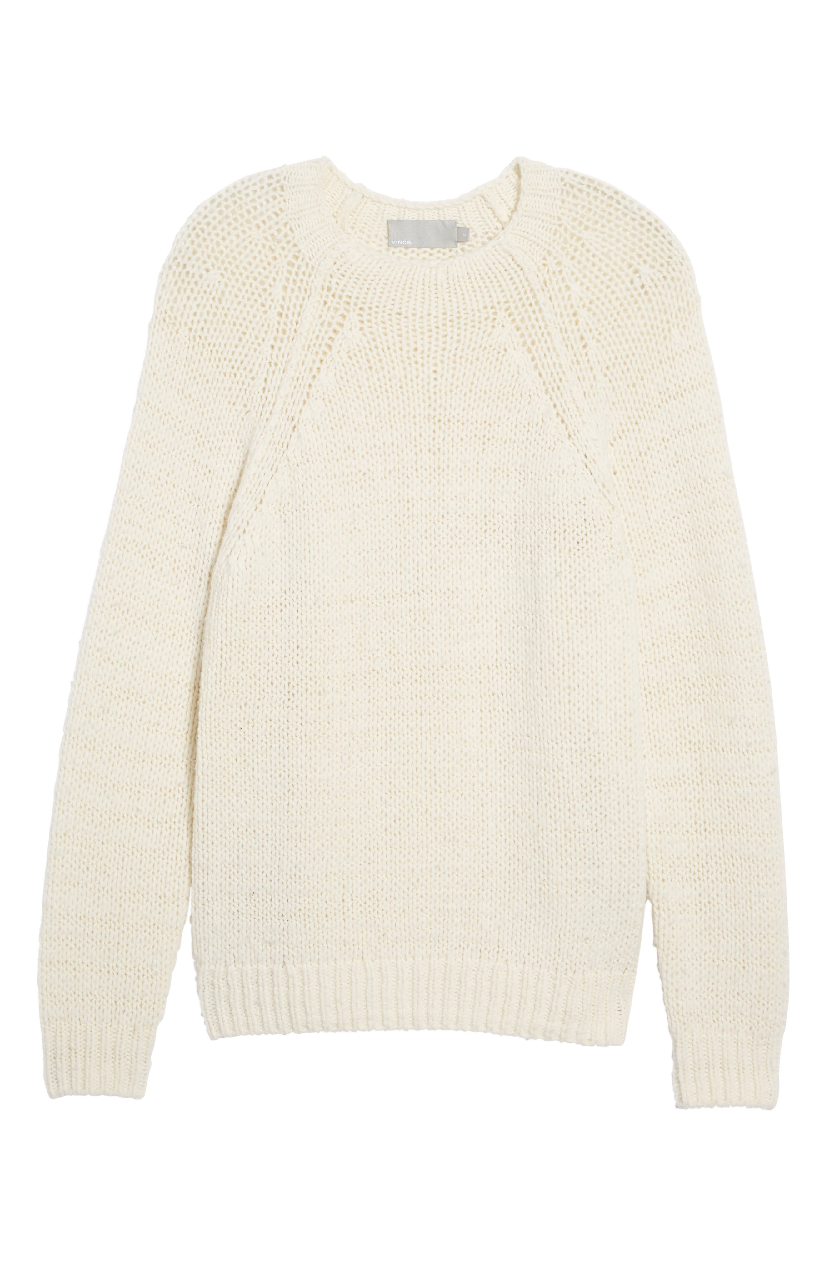 Alternate Image 5  - Vince Raglan Sweater
