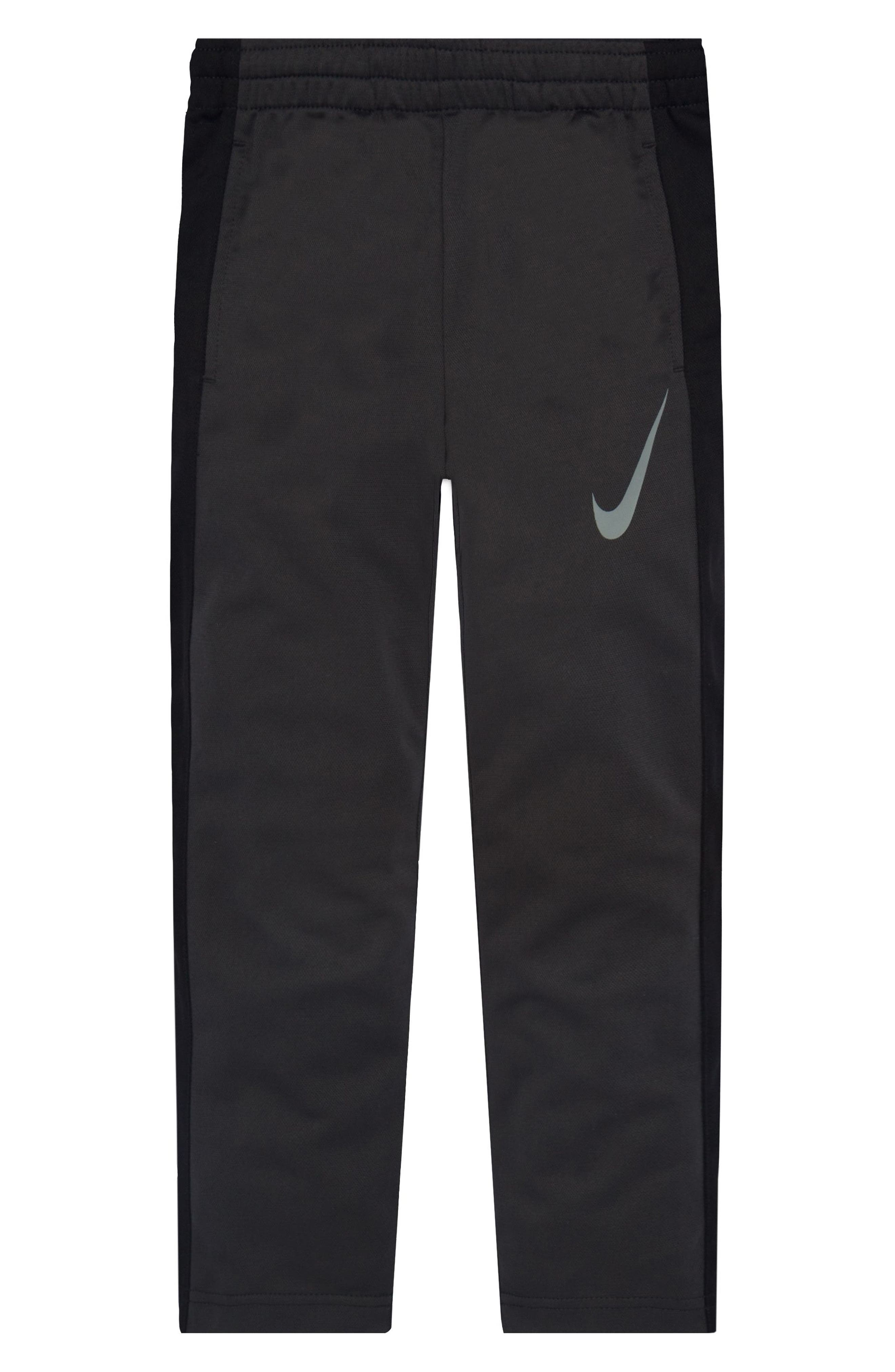 Alternate Image 1 Selected - Nike Performance Knit Track Pants (Toddler Boys & Little Boys)