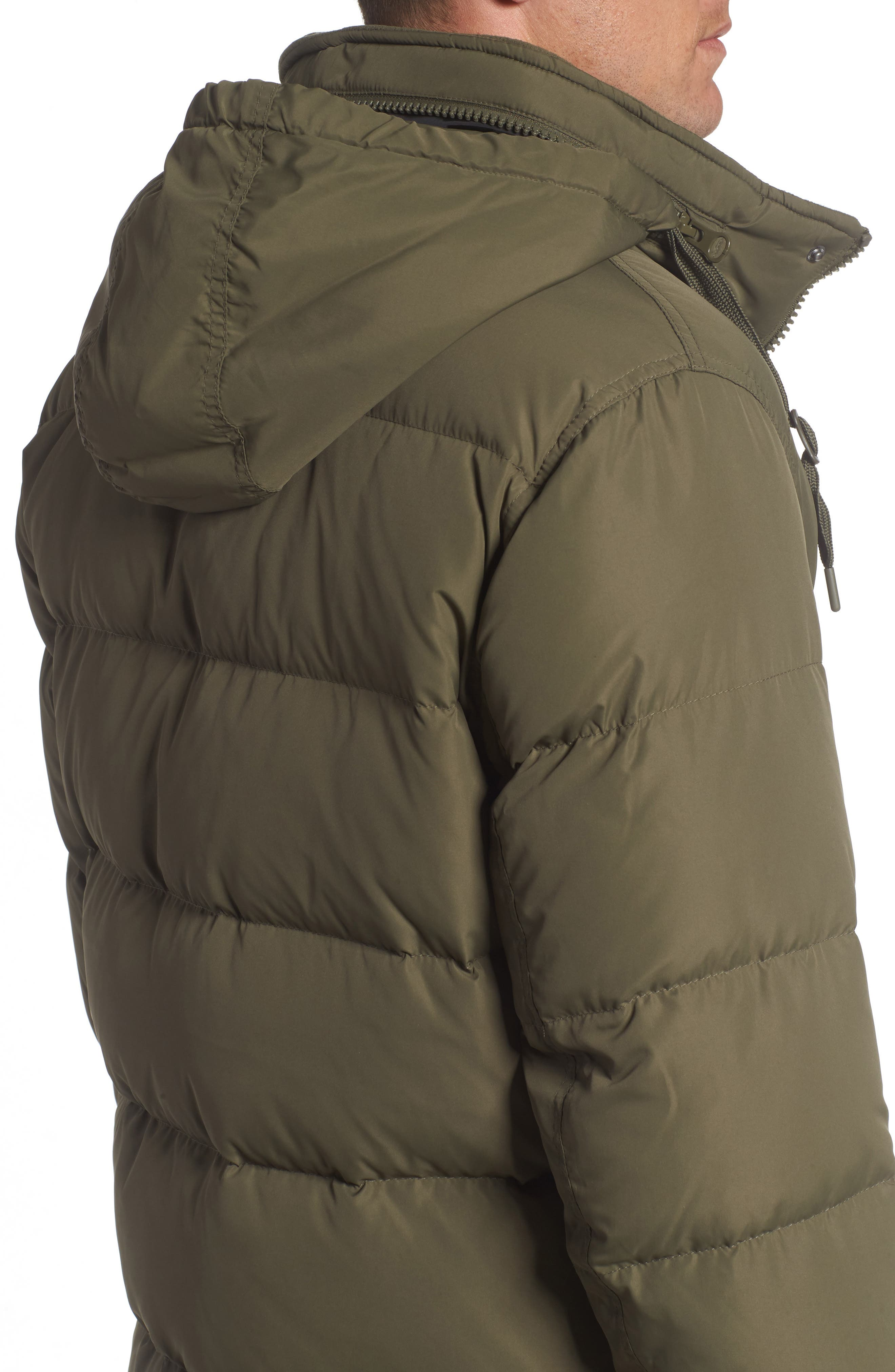 Alternate Image 4  - Andrew Marc Carlton Quilted Parka