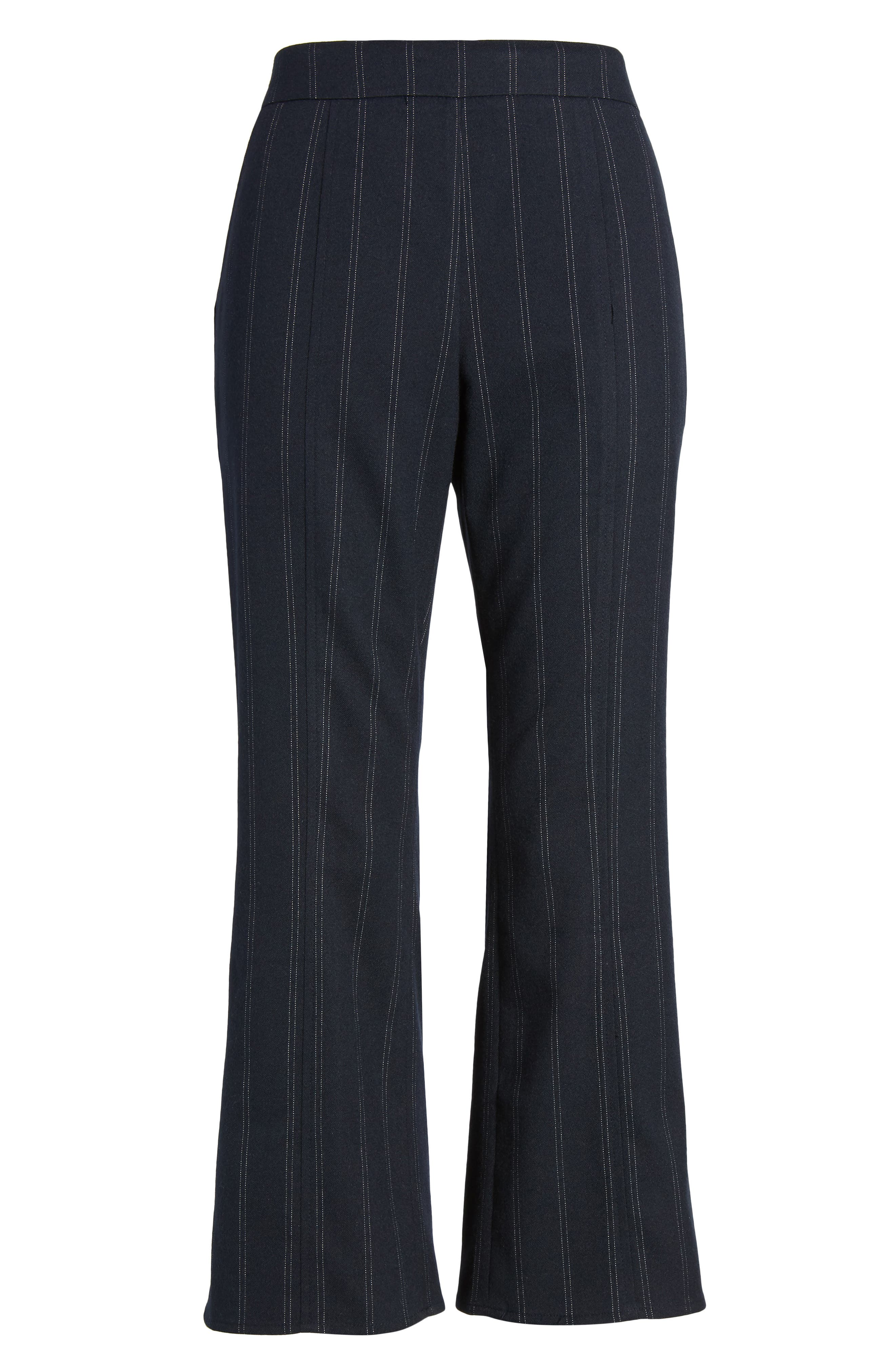 Alternate Image 5  - Leith Crop Flare Pants