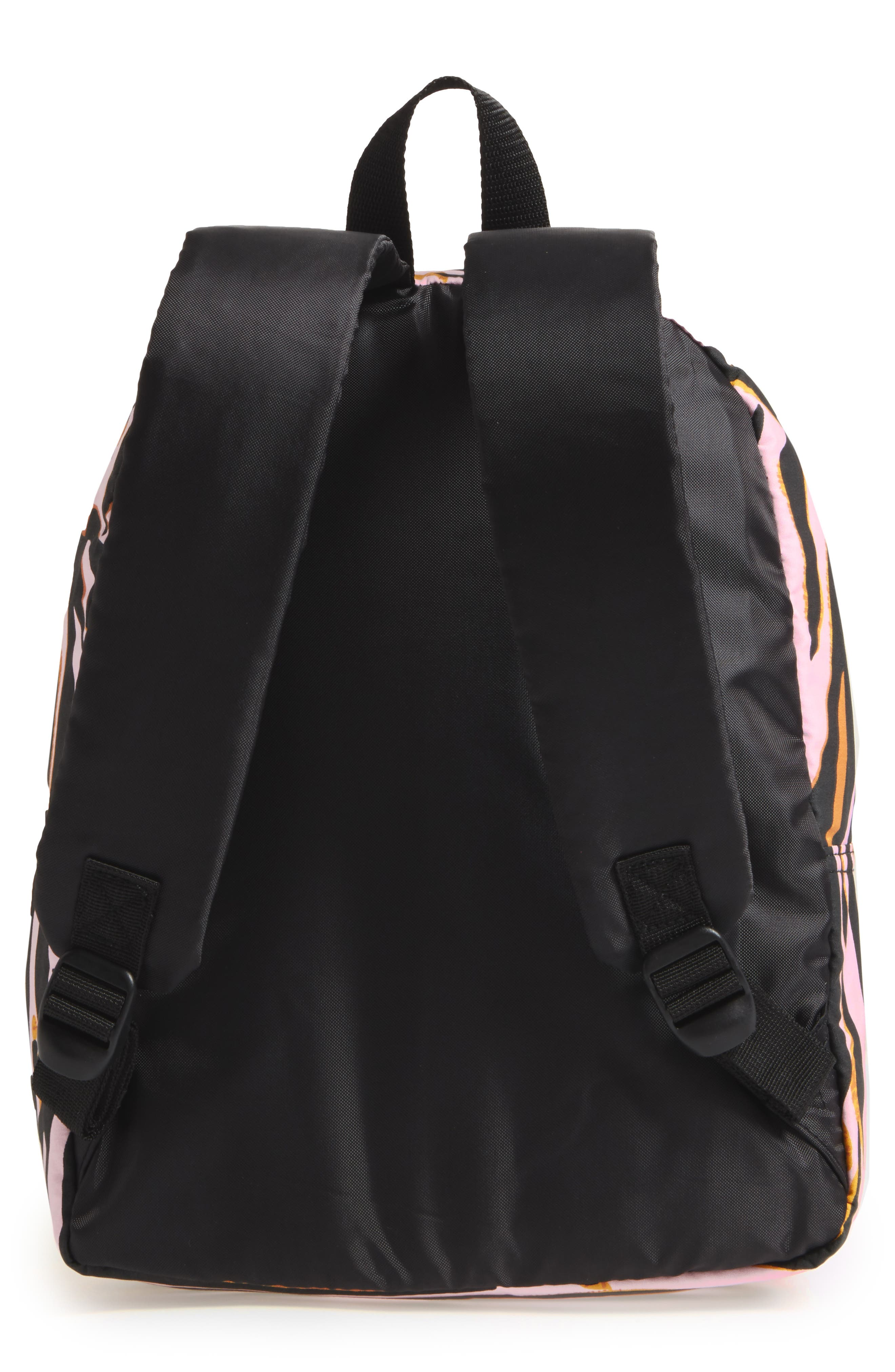 Logo Backpack,                             Alternate thumbnail 2, color,                             Old Pink