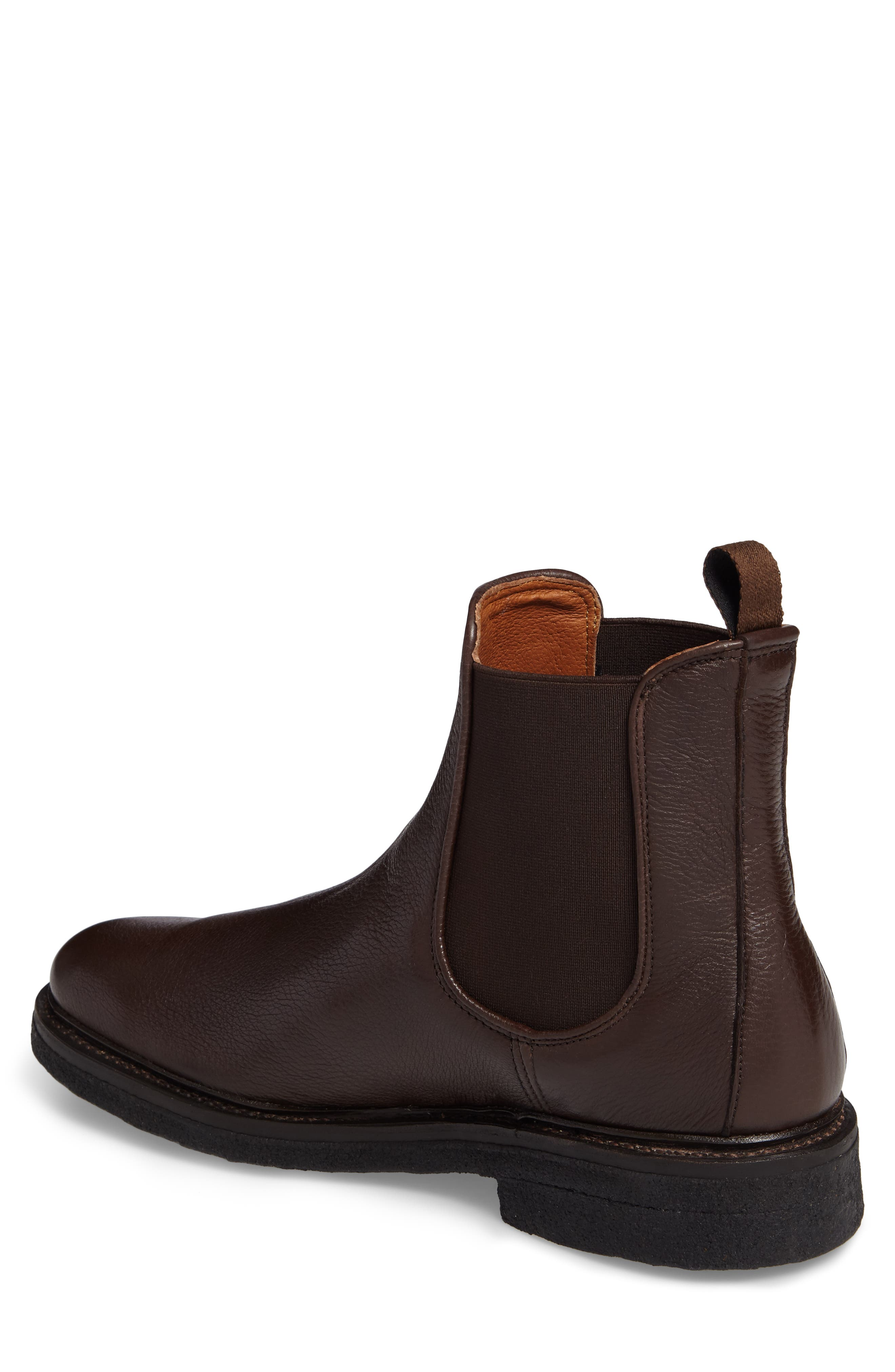 Country Chelsea Boot,                             Alternate thumbnail 2, color,                             Dark Brown