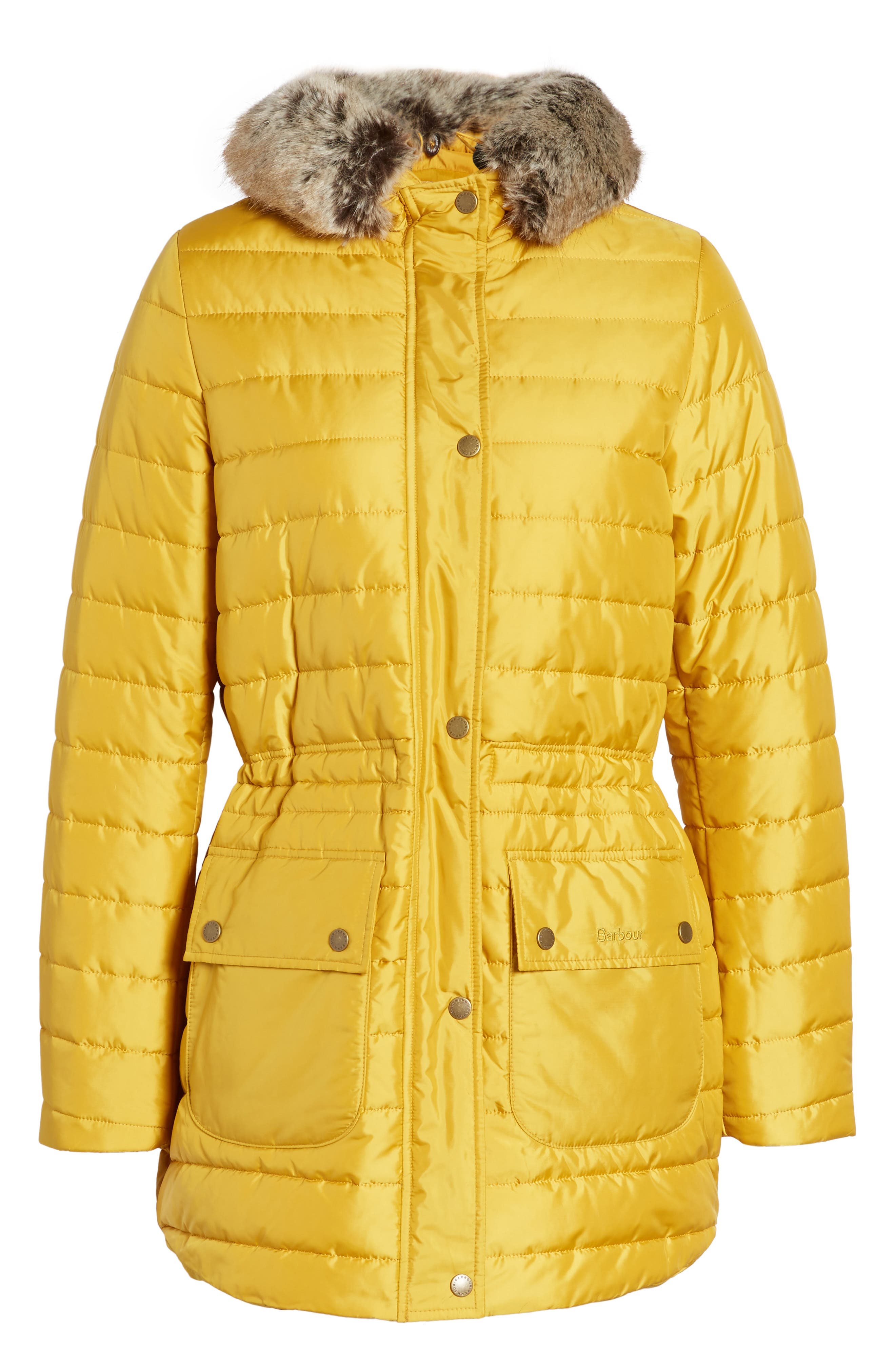 Alternate Image 6  - Barbour Ascott Water Resistant Quilted Jacket