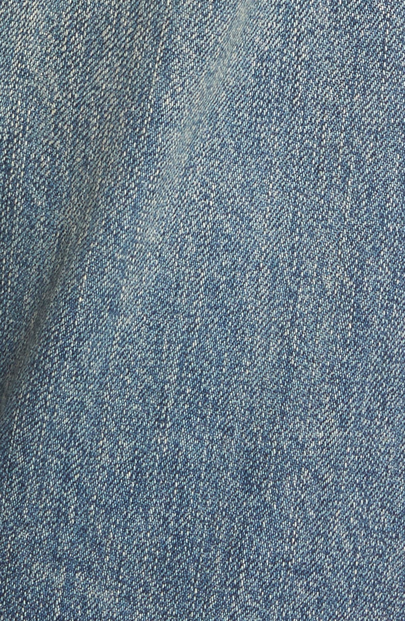 Alternate Image 5  - Citizens of Humanity Emerson Ripped Slim Boyfriend Jeans (Norlander)