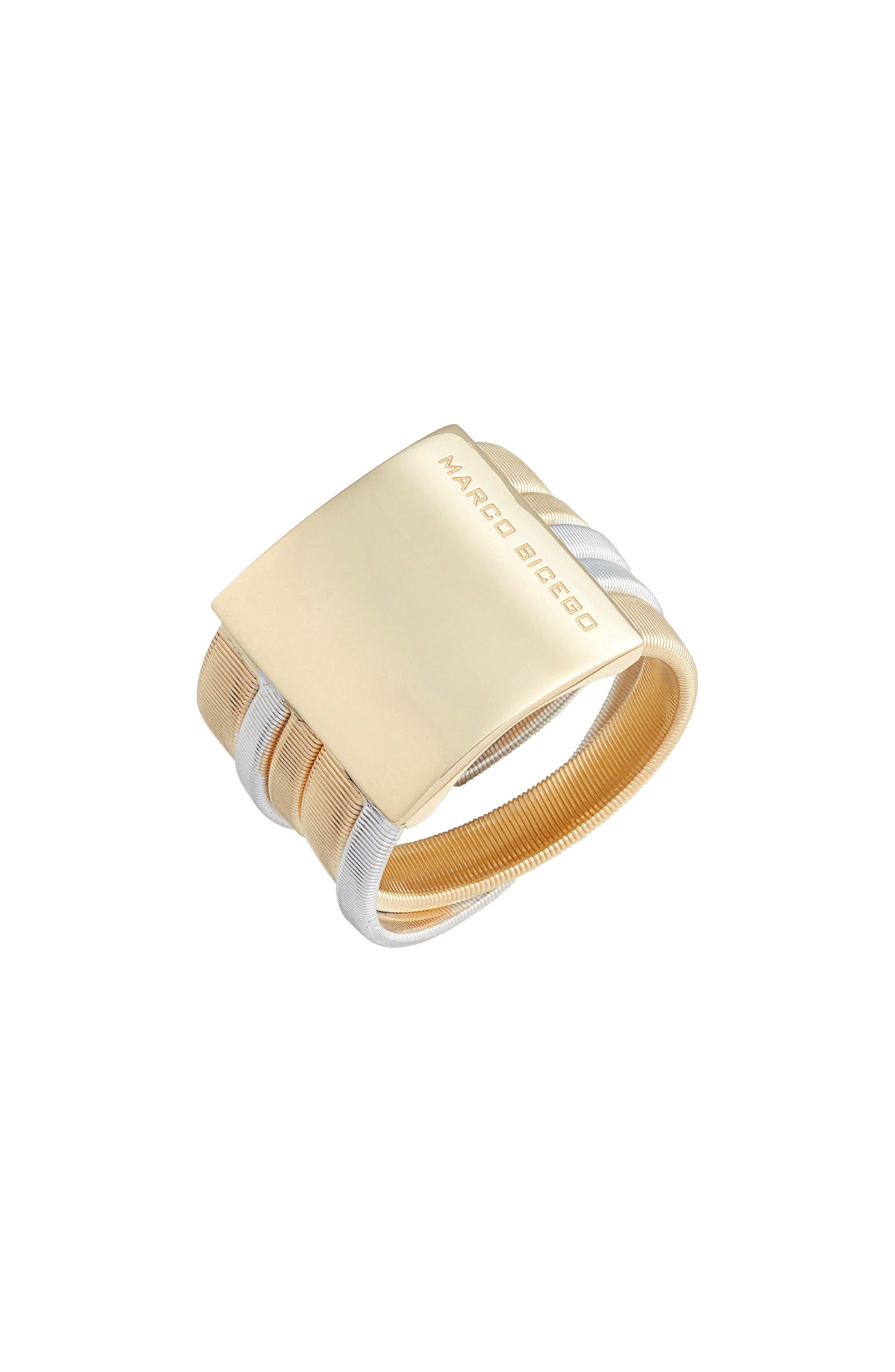 Marco Bicego Masai Two-Tone Ring