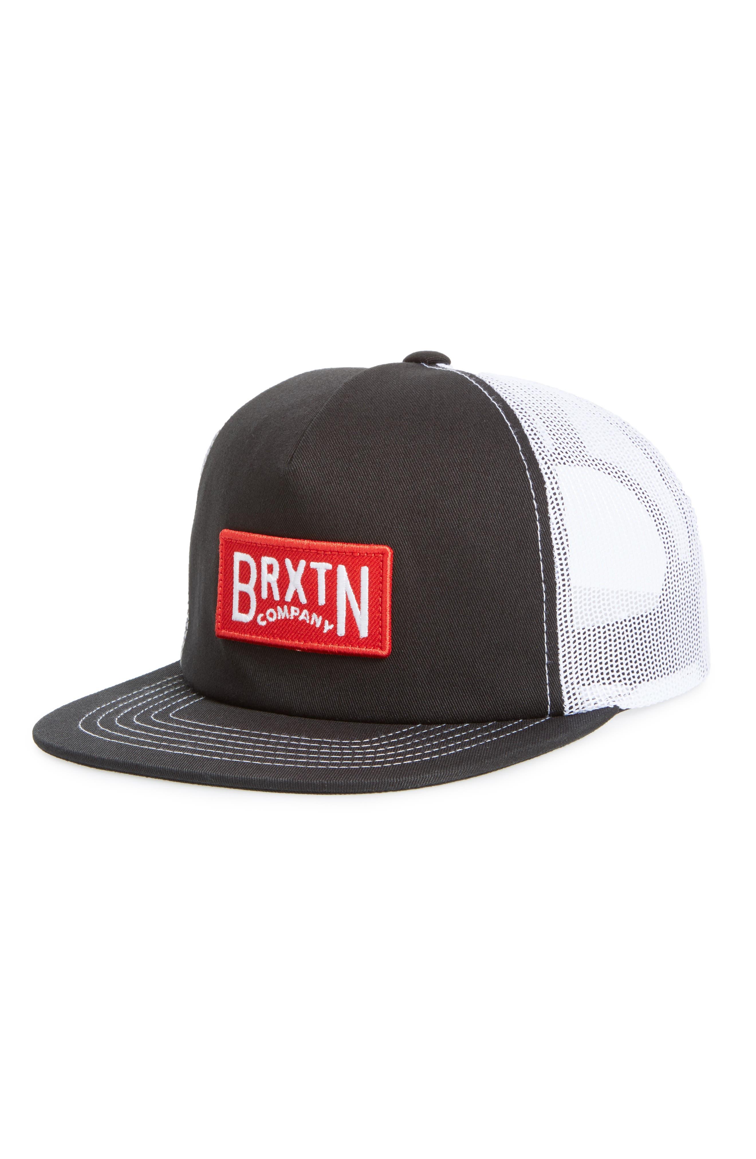 BRIXTON Langley Trucker Hat