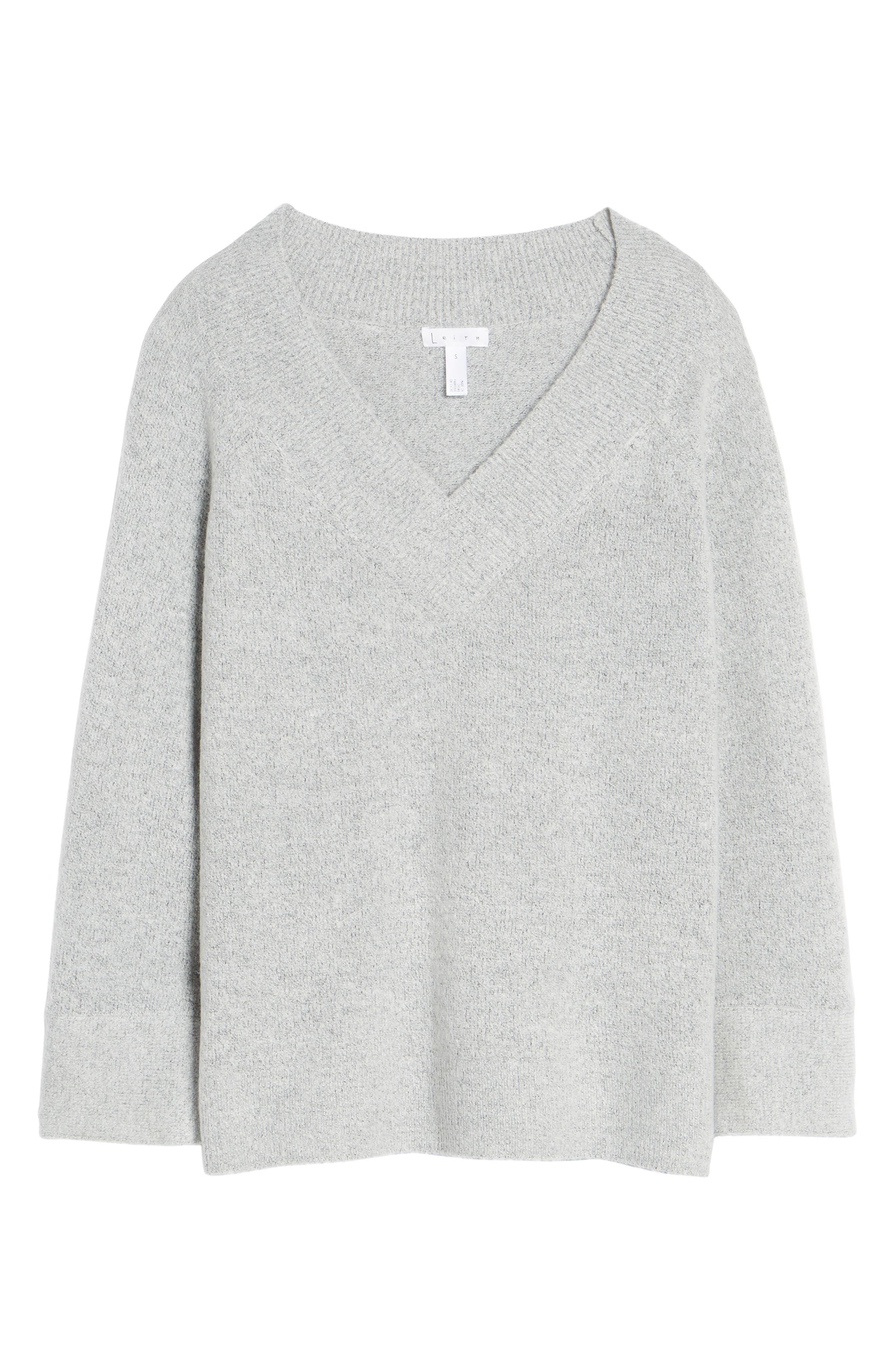 Alternate Image 6  - Leith Bell Sleeve Sweater