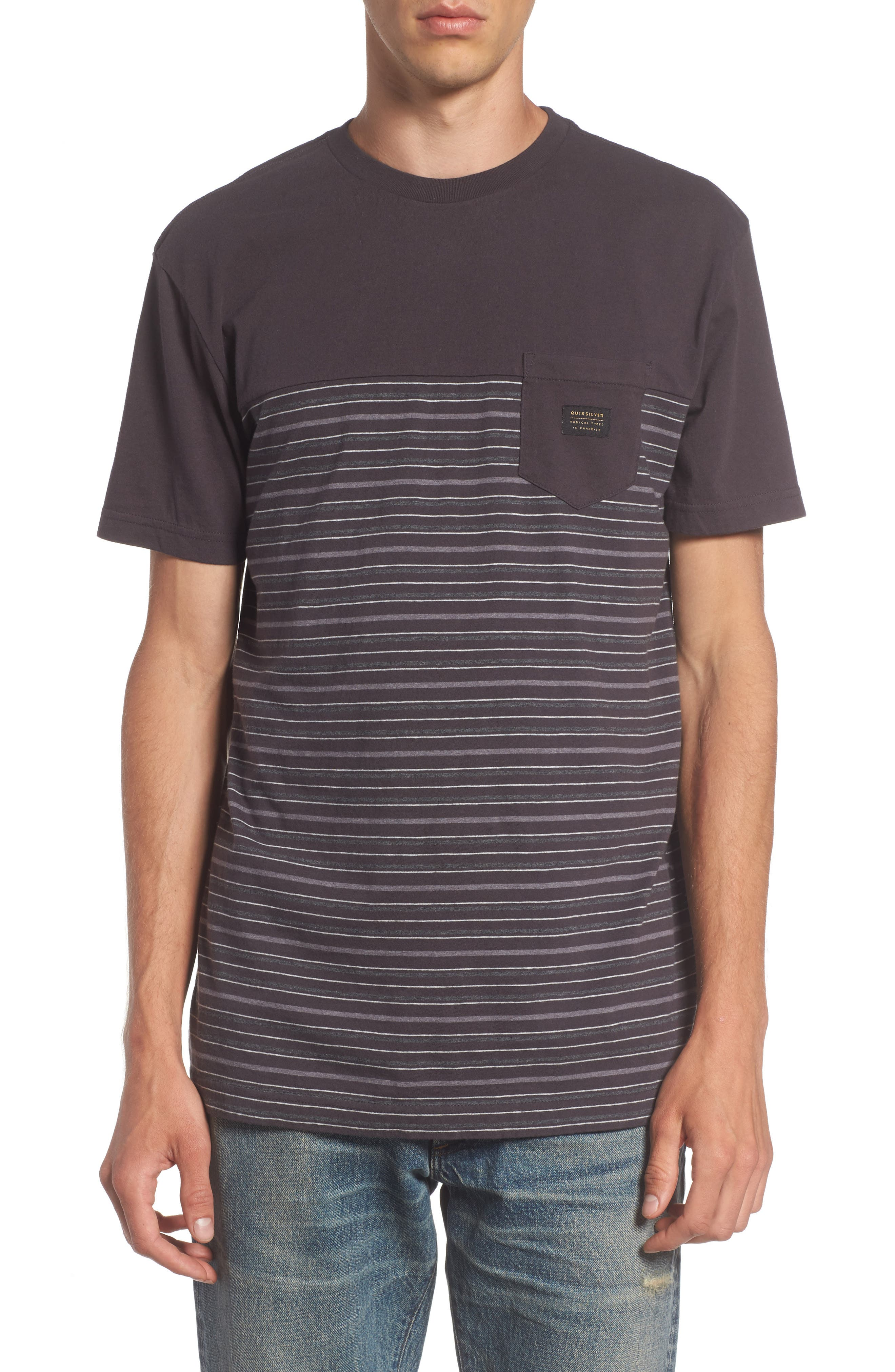 Full Tide T-Shirt,                         Main,                         color, Tarmac