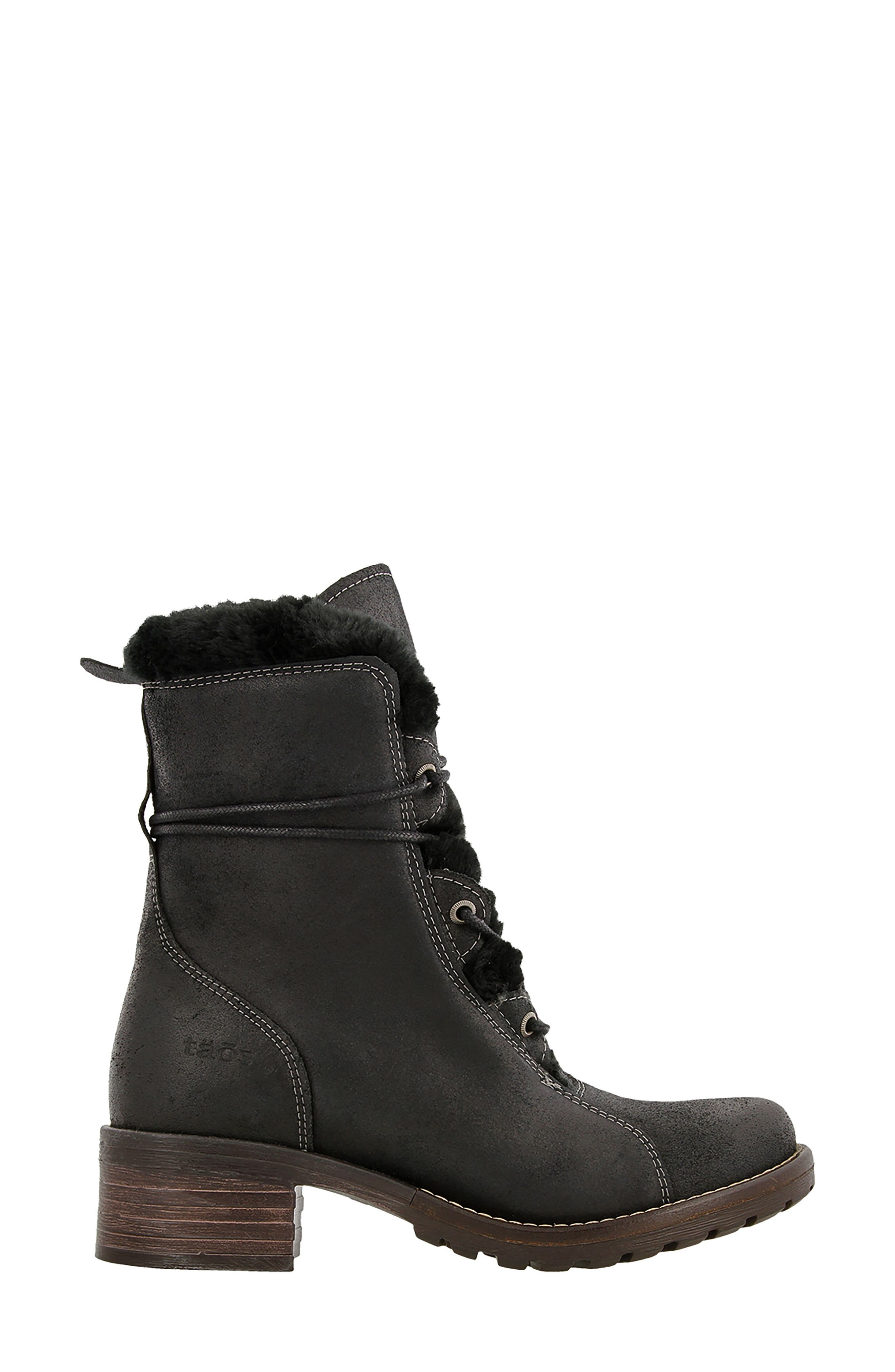 Alternate Image 3  - Taos Furkle Boot with Faux Fur Trim (Women)