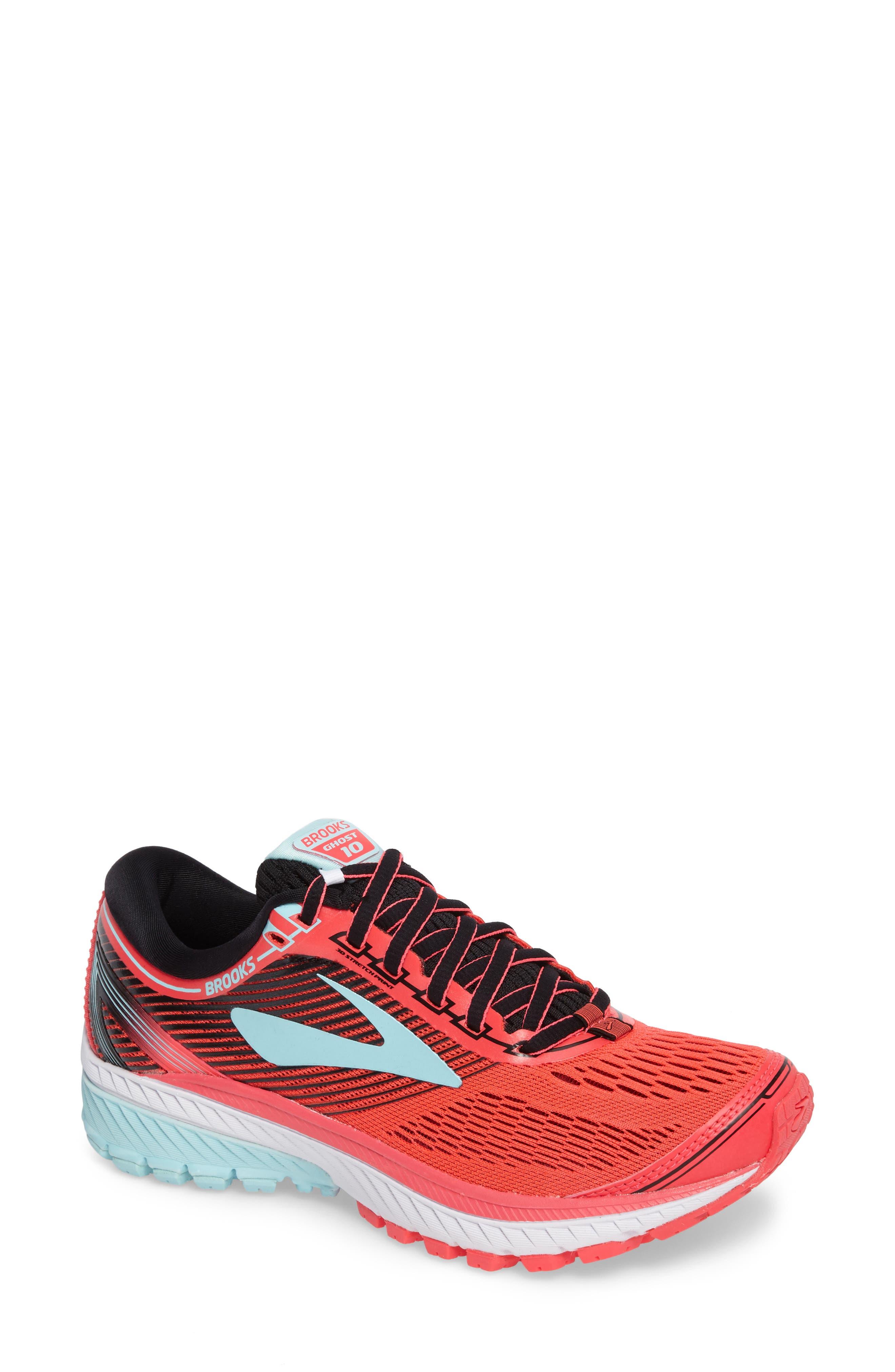 Brooks Ghost 10 Running Shoe (Women)