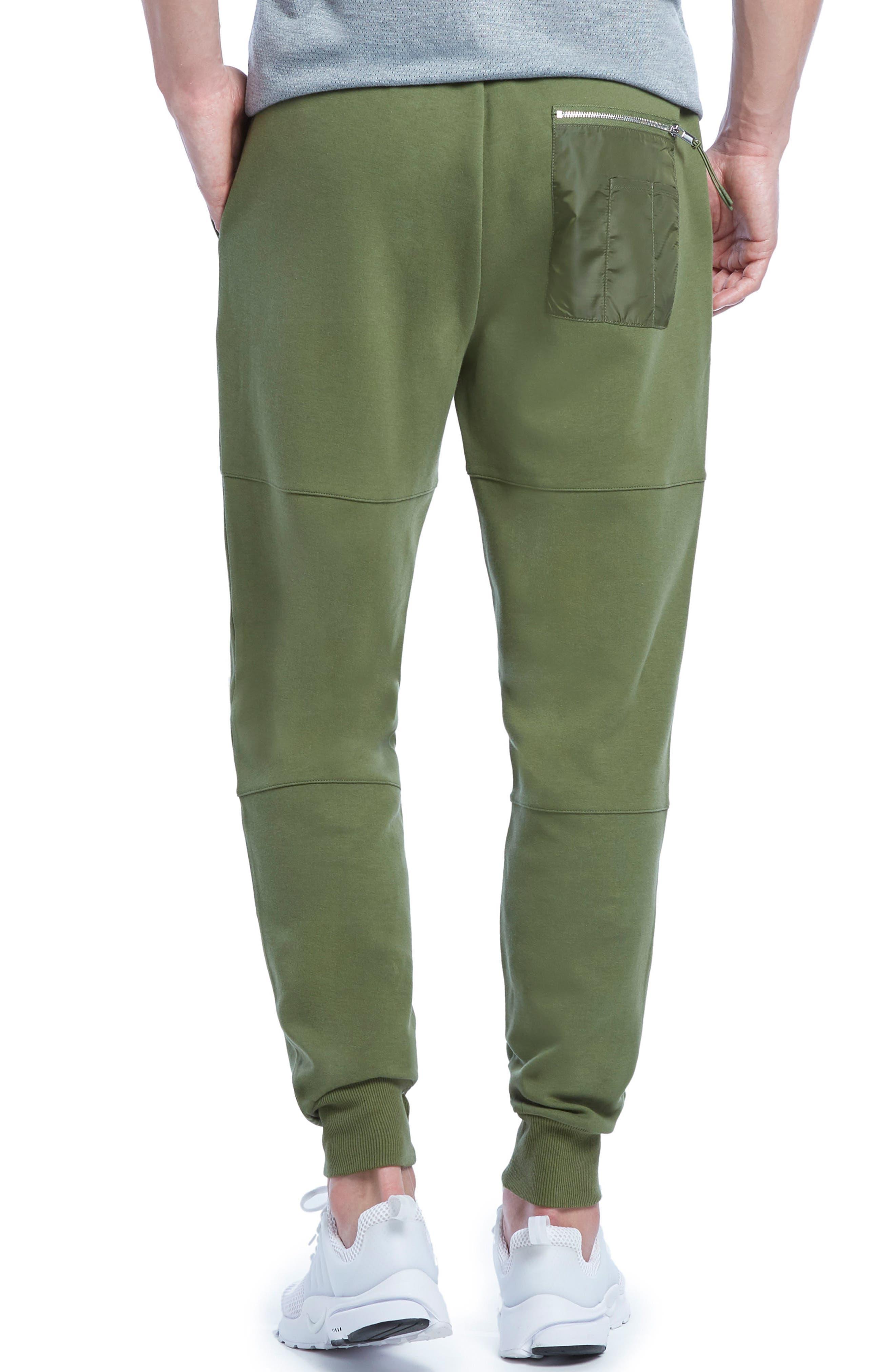 Alternate Image 2  - 2(x)ist Military Sport Lounge Pants
