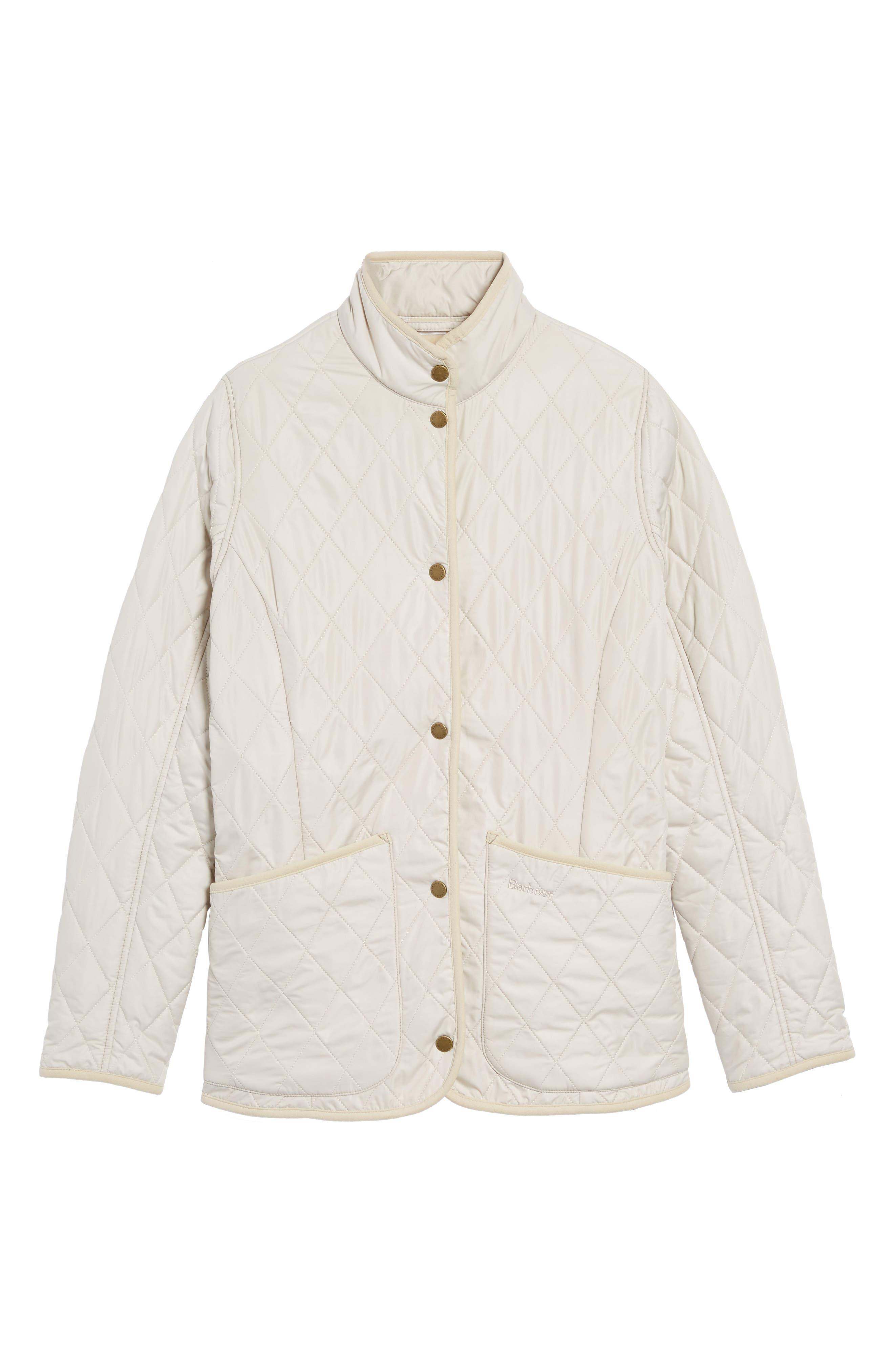Alternate Image 6  - Barbour Combe Polarquilt Jacket