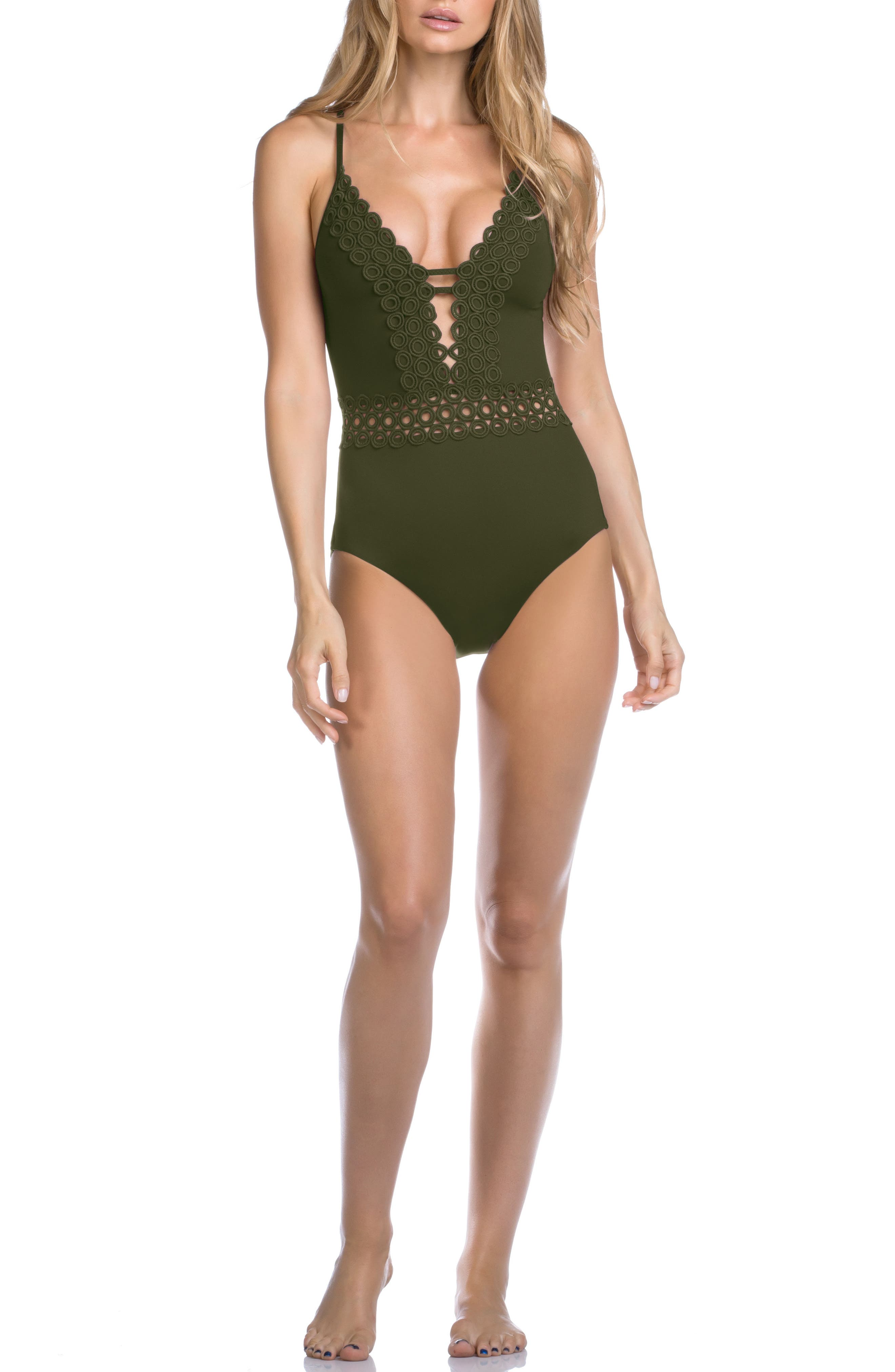 Becca Siren One-Piece Swimsuit