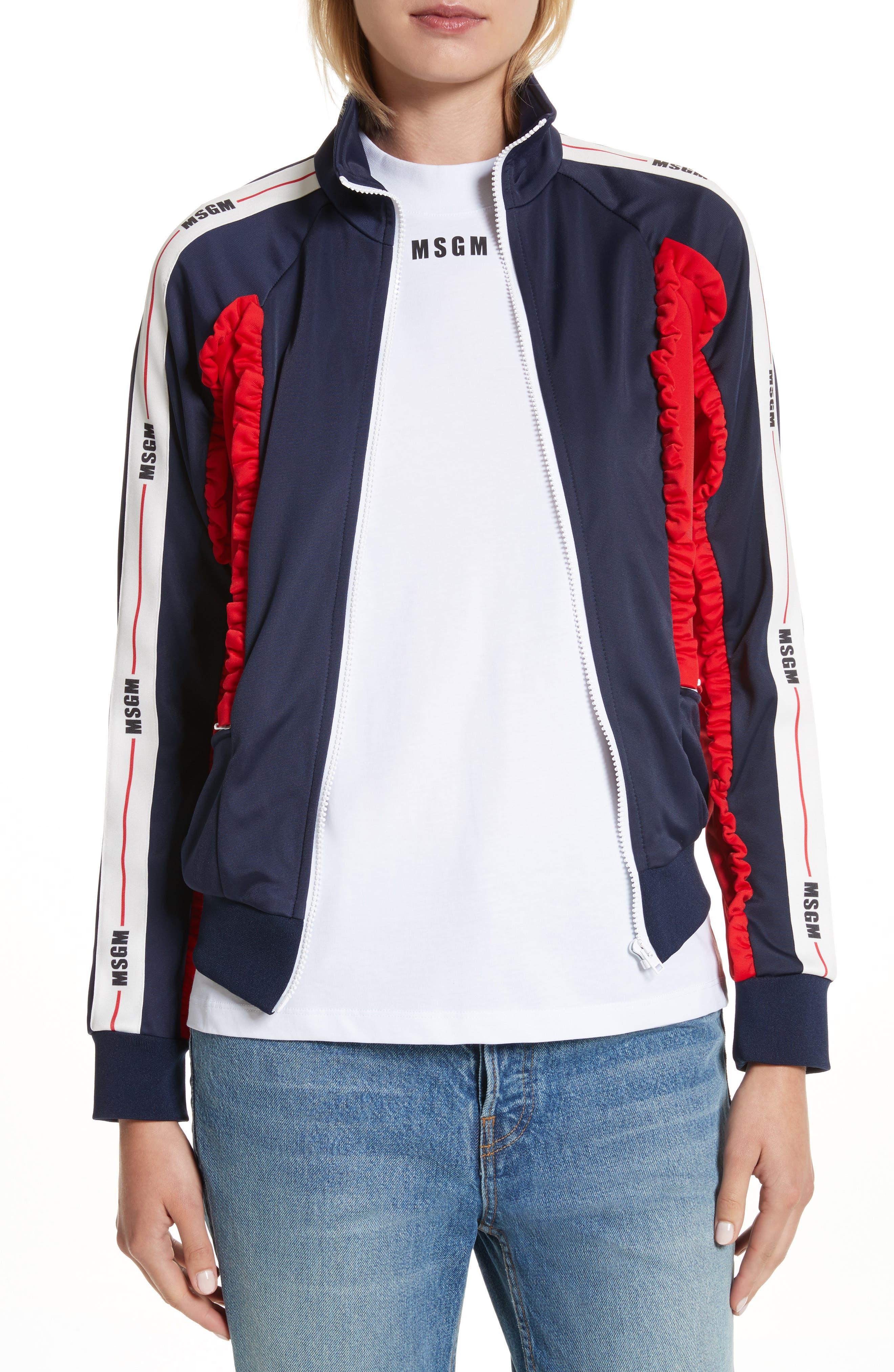 MSGM Track Jacket