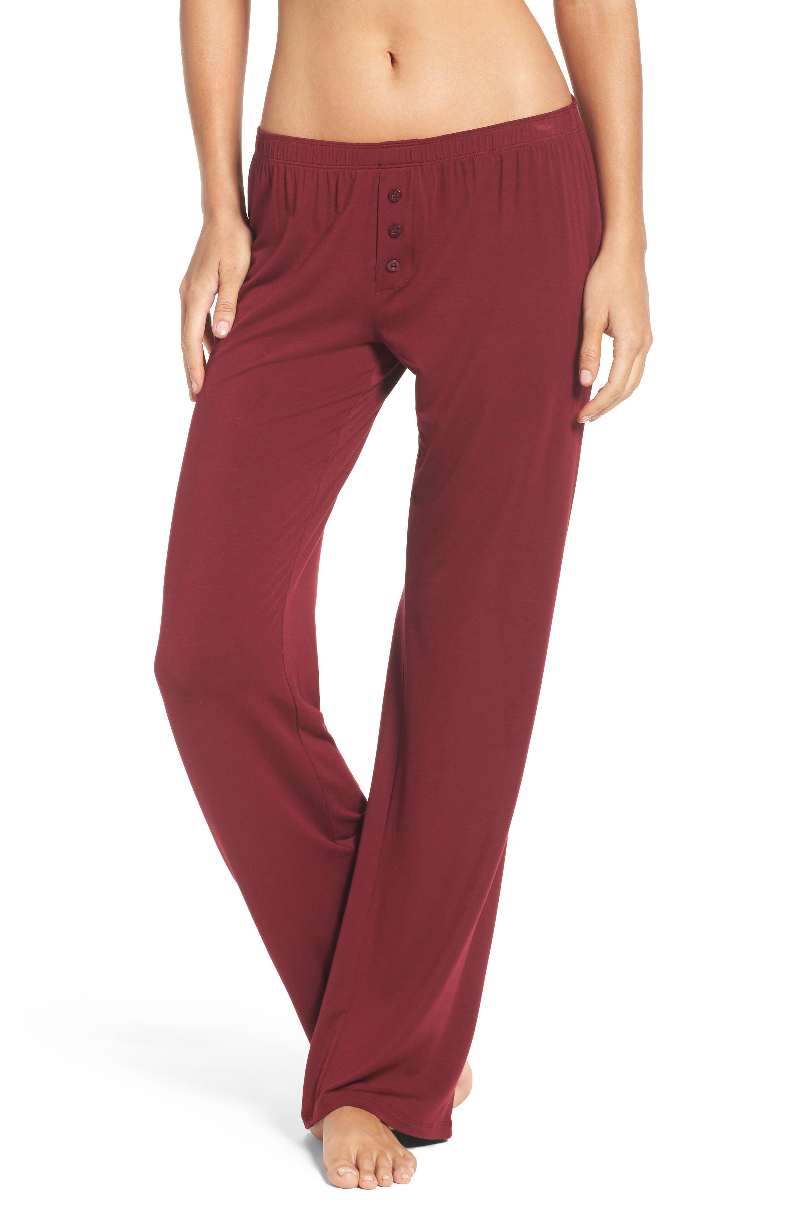 PJ SALVAGE Jersey Pajama Pants