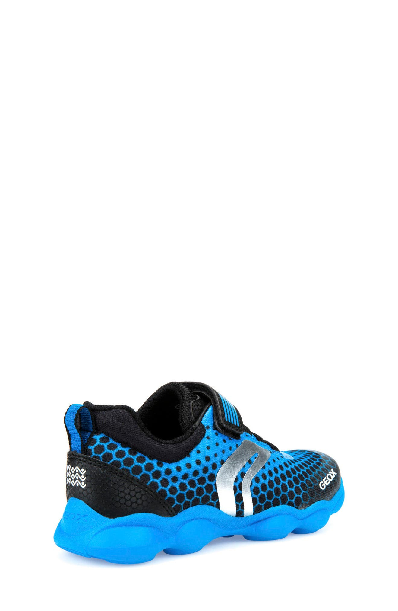 Munfrey Sneaker,                             Alternate thumbnail 7, color,                             Light Blue/ Black