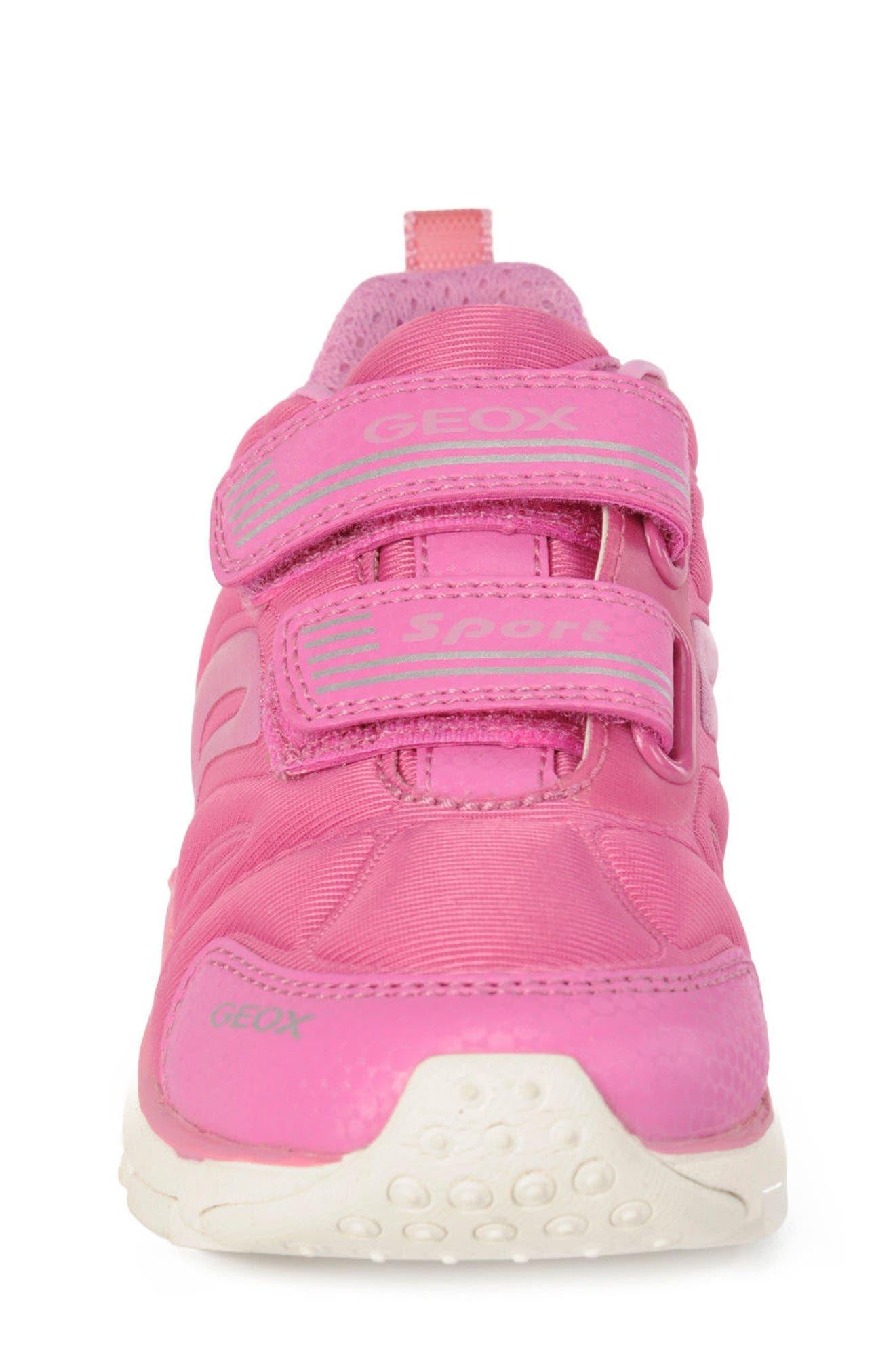 Torque Sneaker,                             Alternate thumbnail 4, color,                             Fuchsia/ Dark Pink