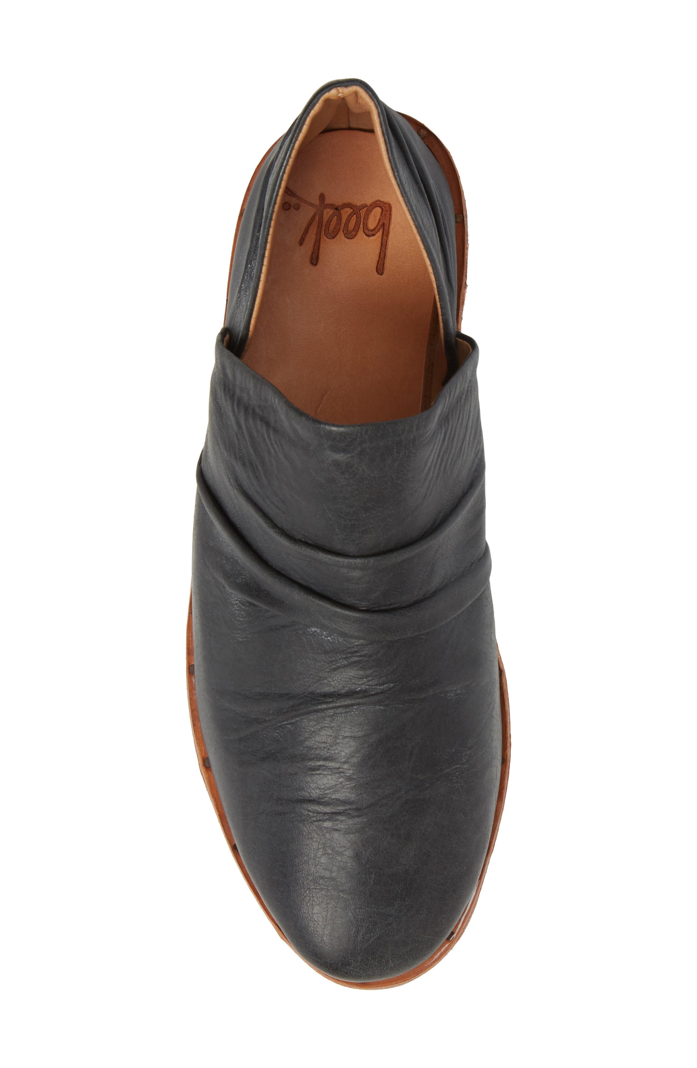 Puffin Loafer,                             Alternate thumbnail 5, color,                             Vintage Black