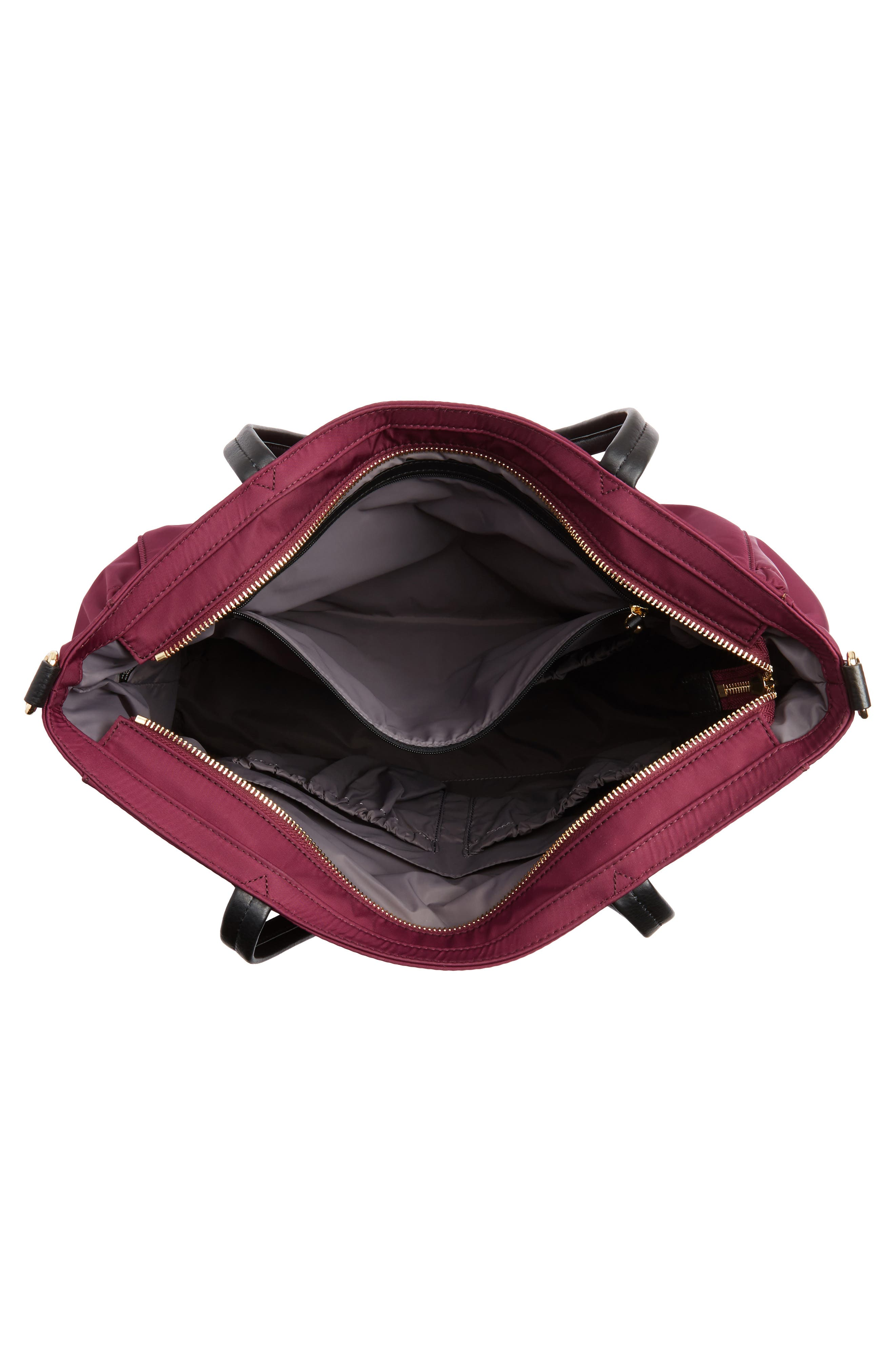 Alternate Image 4  - Milly Minis Solid Diaper Bag