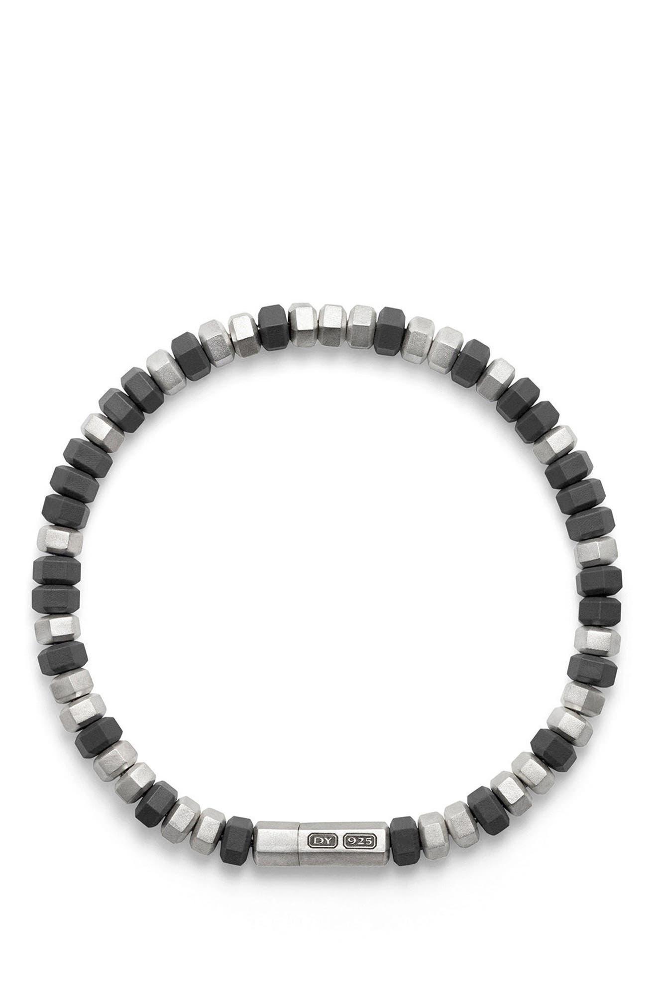 Alternate Image 2  - David Yurman Hex Bead Bracelet