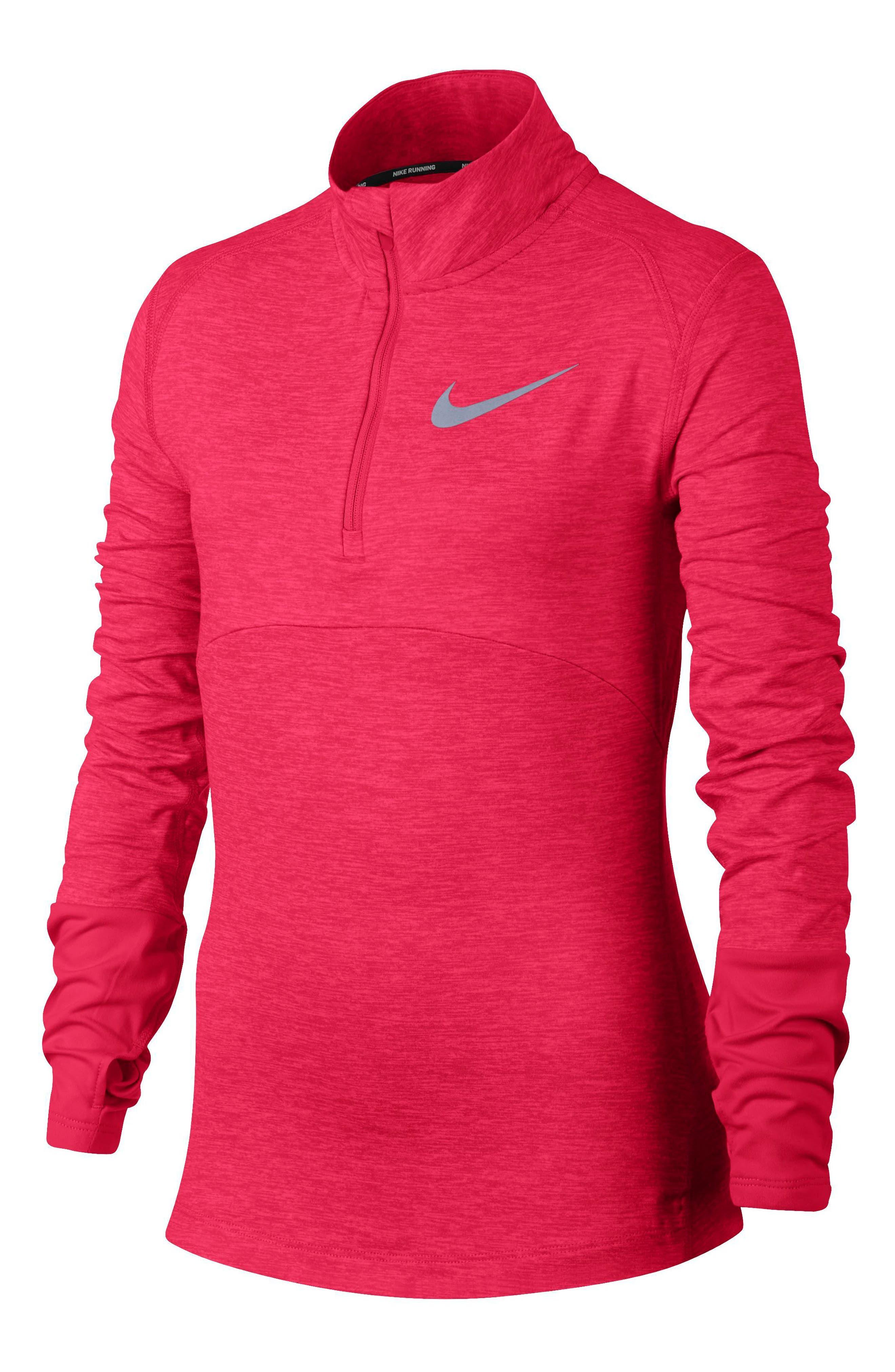 Nike Dry Element Running Top (Big Girls)