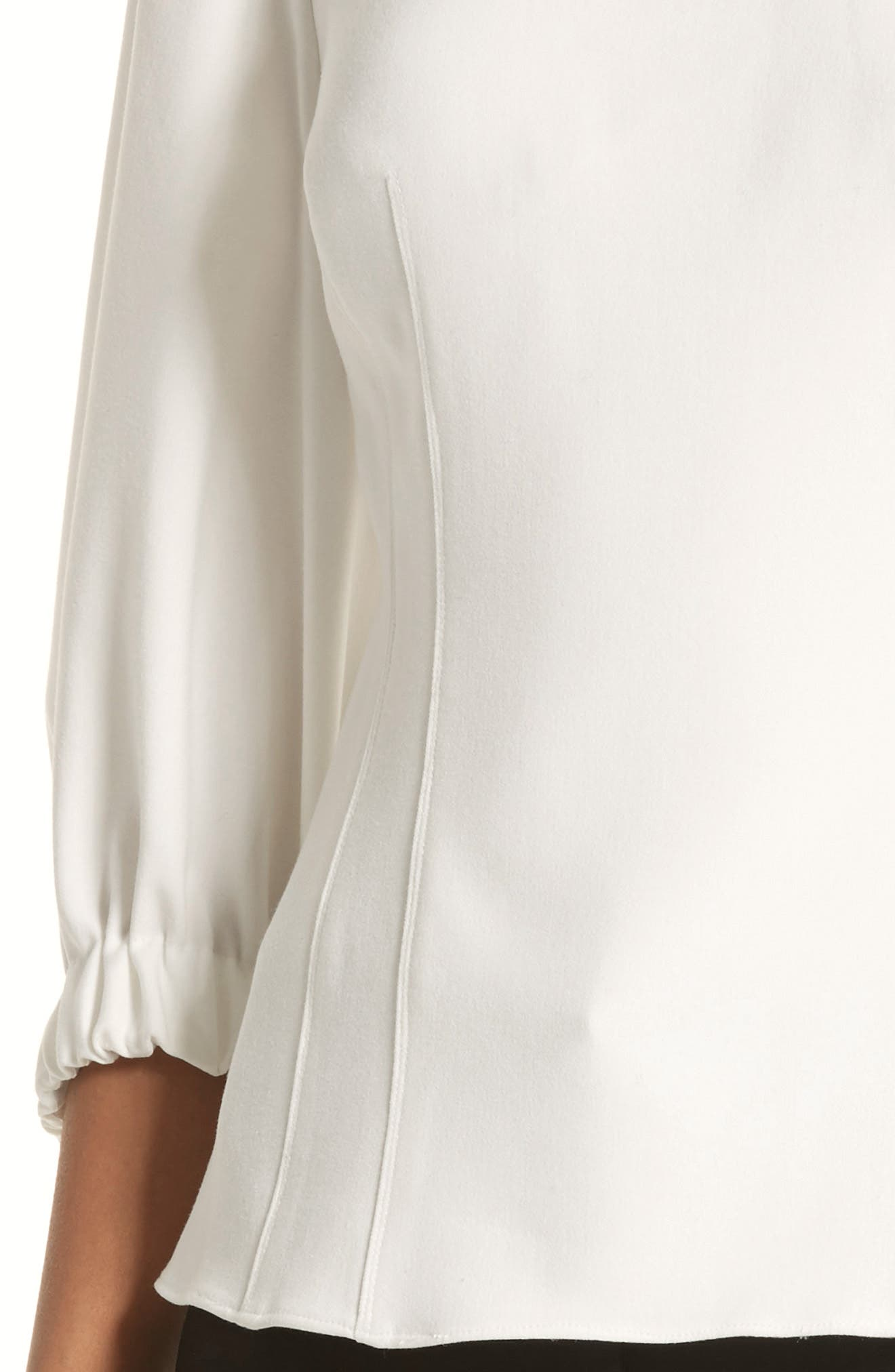 Alternate Image 4  - Tibi Twill Corset Top