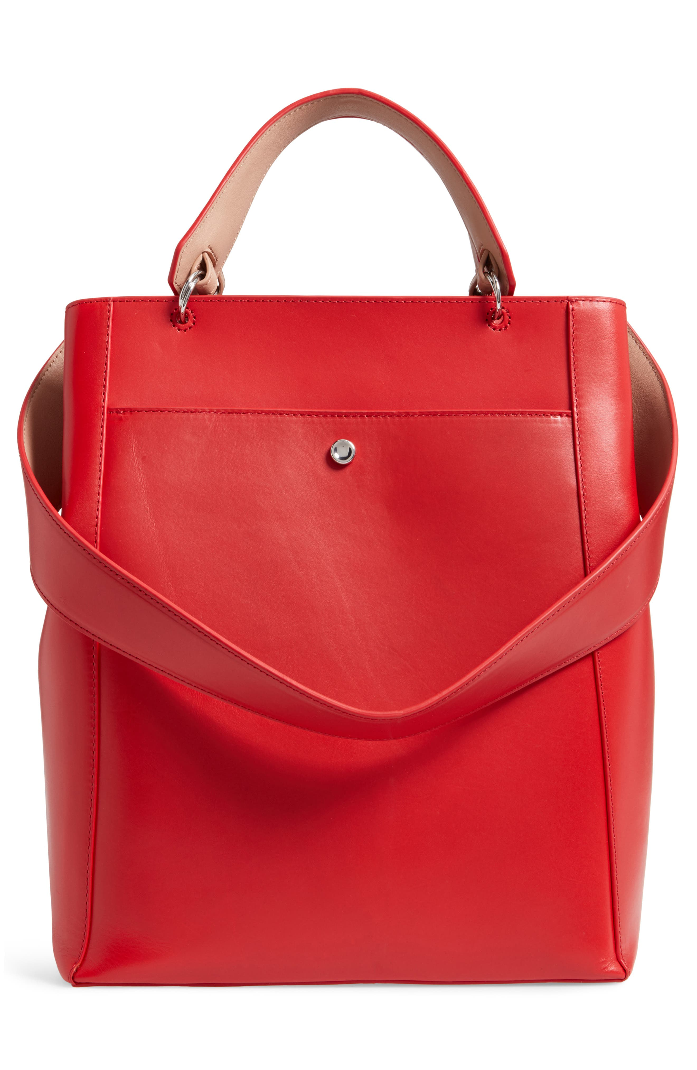 Alternate Image 3  - Elizabeth and James Large Eloise Leather Tote
